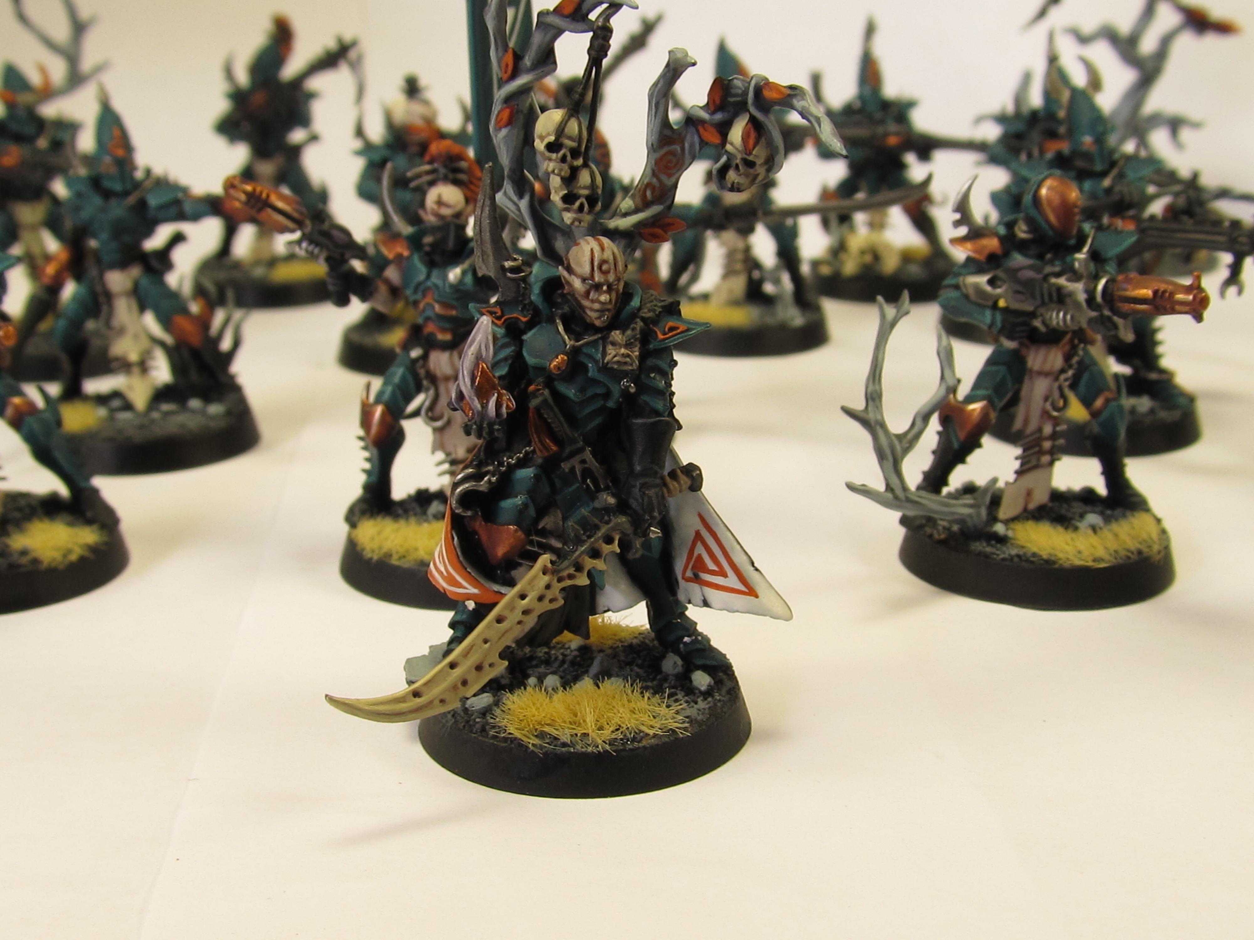 Archon, Dark Eldar, De, Warhammer 40,000