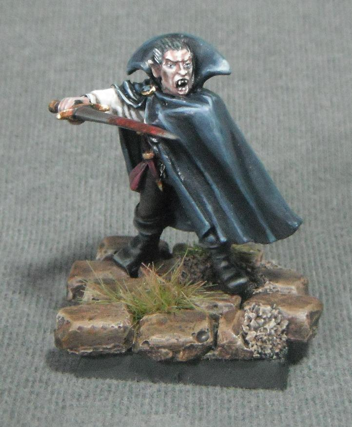 Mordheim, Undead, Vampire Counts