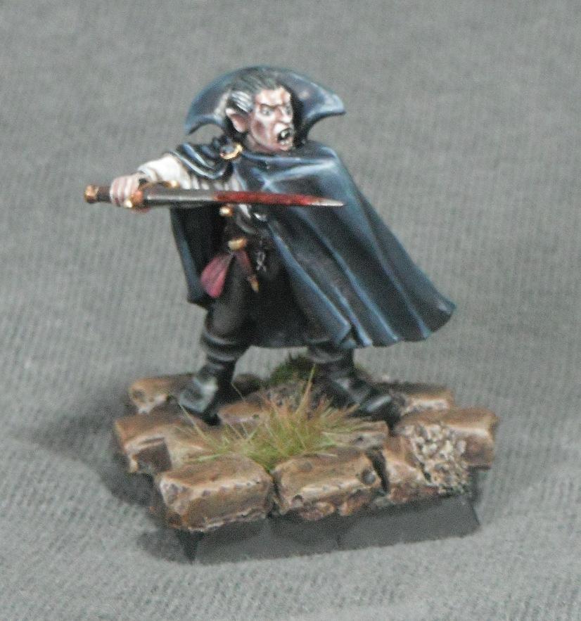 Mordheim, Undead, Vampire Counts