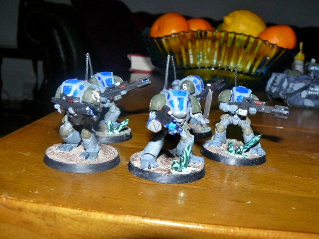 Gdi, Zonetroopers, GDI Zonetroopers