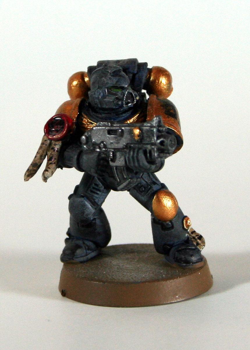 Space Marines, ODFAK Tactical Marine
