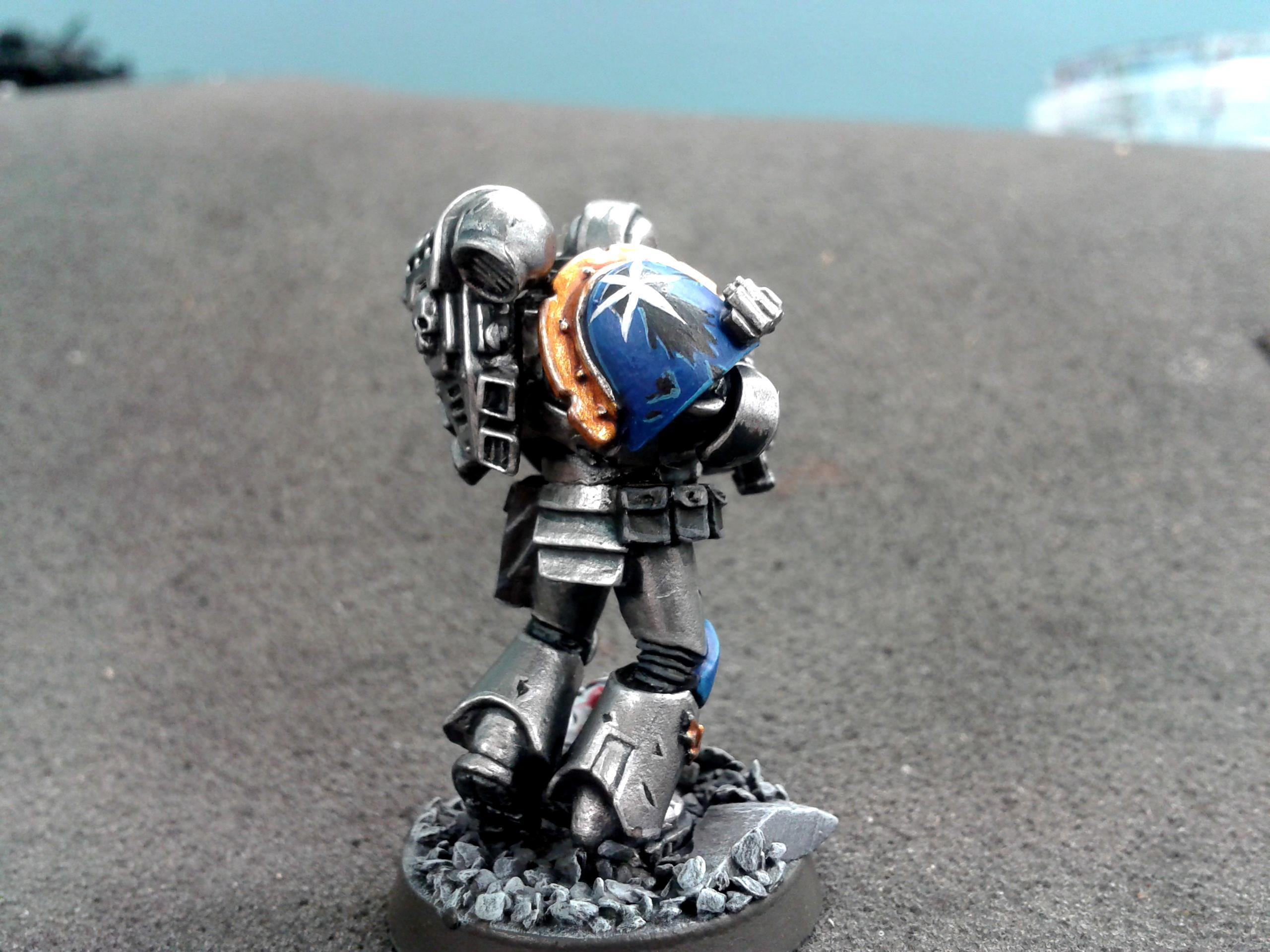Astral Claws, Badab War, Space Marines