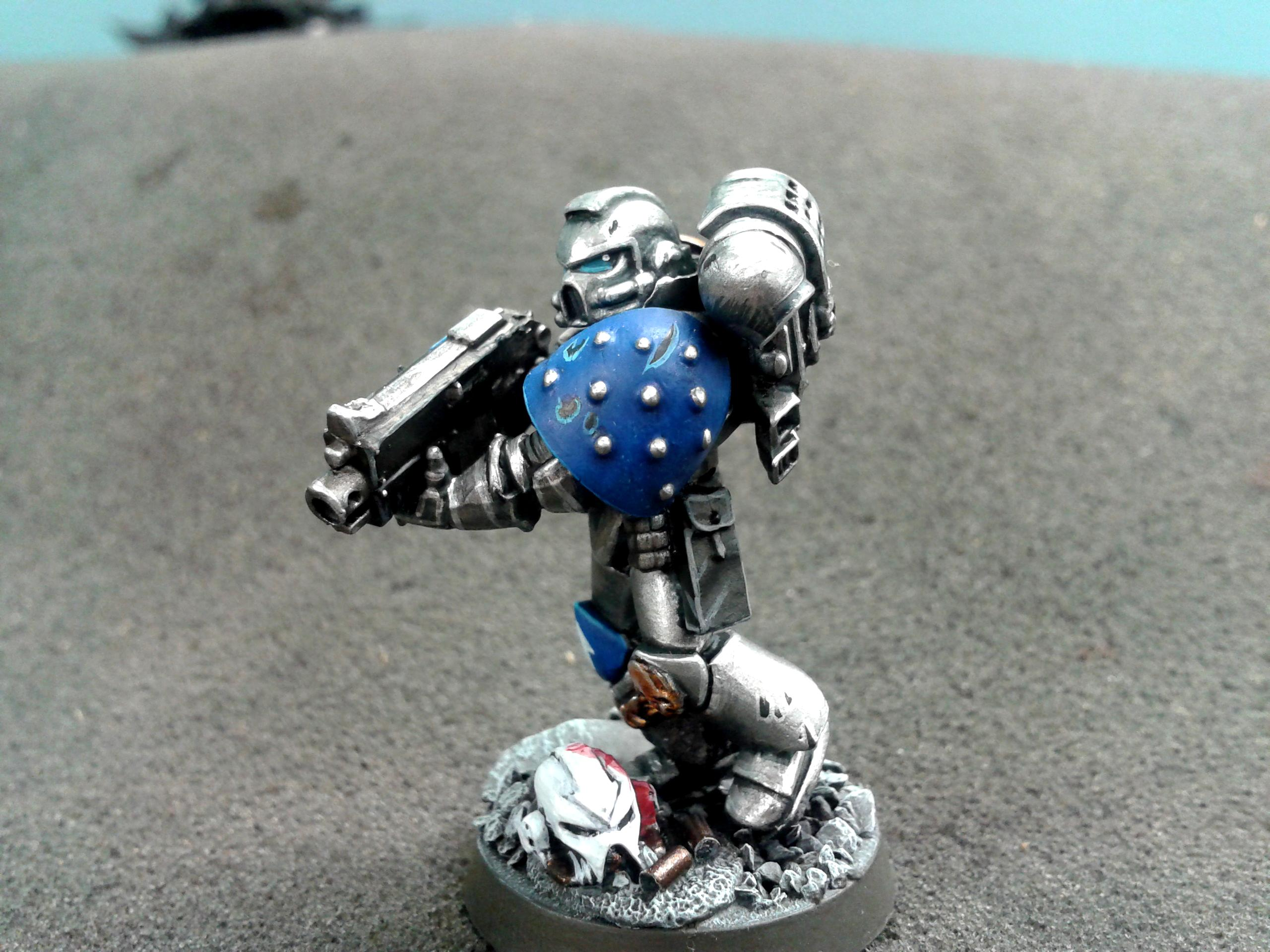 Astral Claws, Badab War, Space Marines