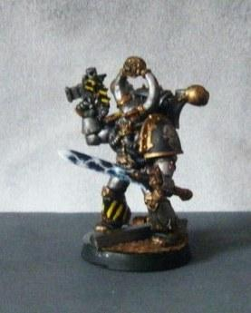 Astartes, Chaos, Chaos Space Marines, First Founding, Freehand, Havoc, Iron Warriors, Khorne, Première Fondation, Space Marines, Space Marines Du Chaos, World Eaters