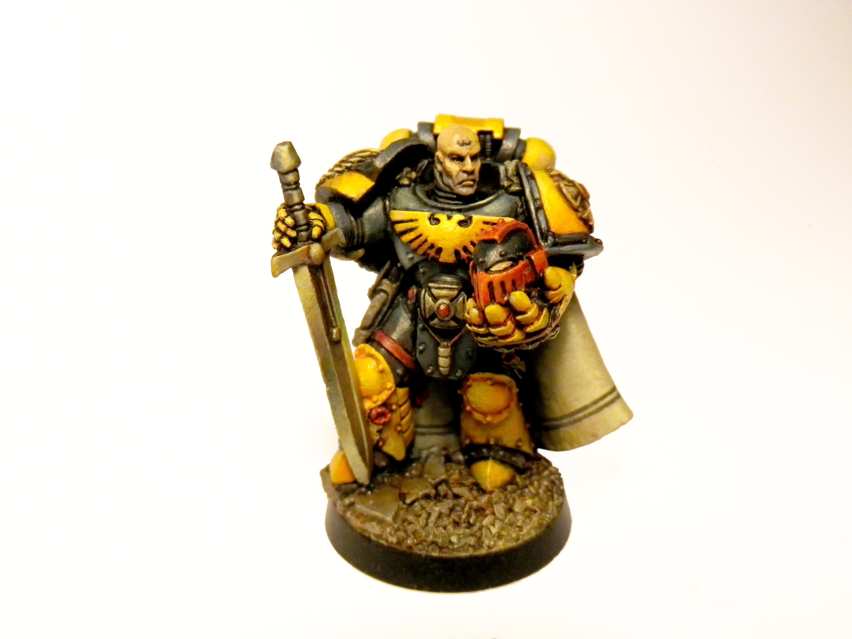 Masters Of The Chapter, Space Marines