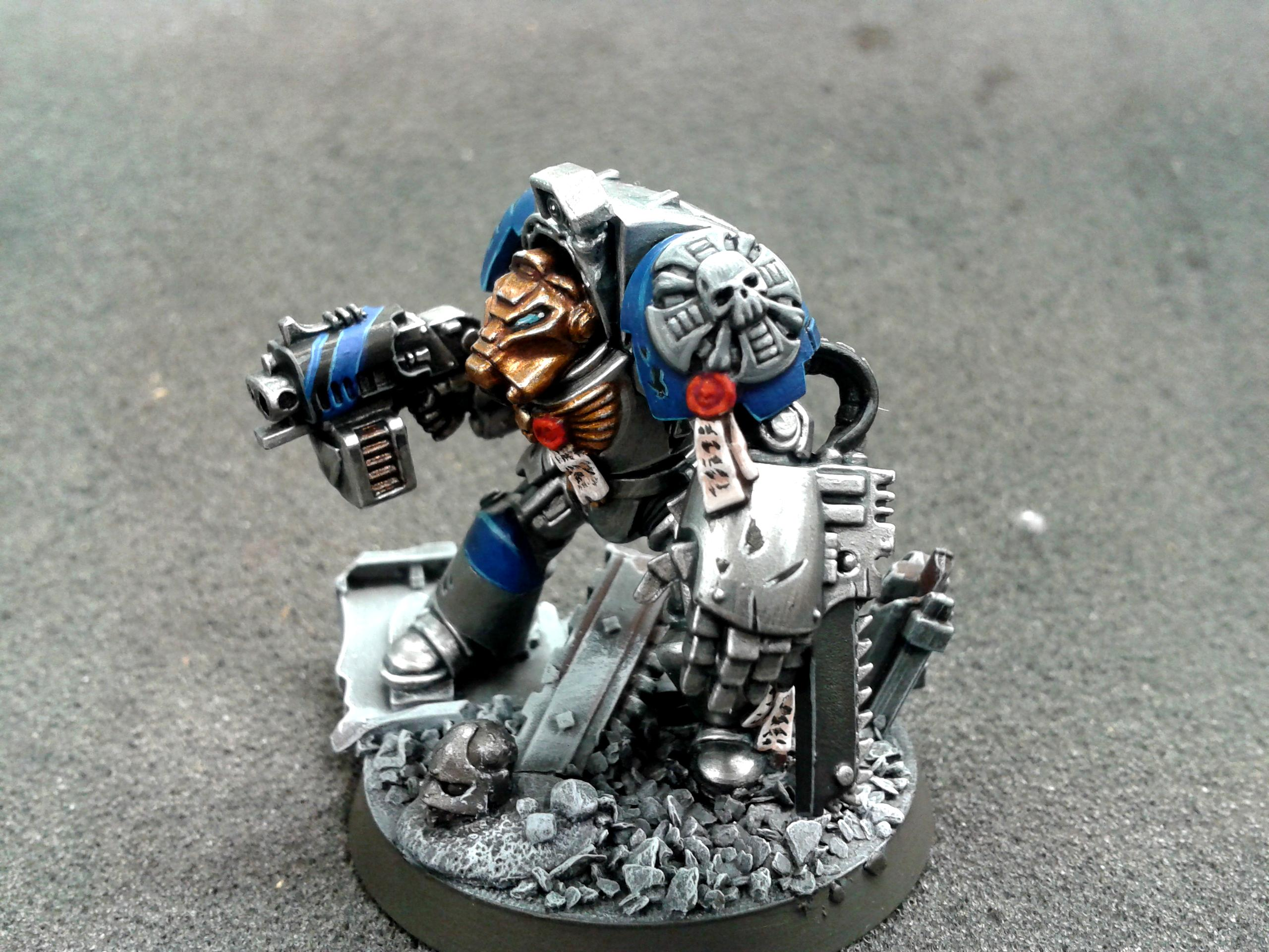 Astral Claws, Space Marines, Terminator Armor