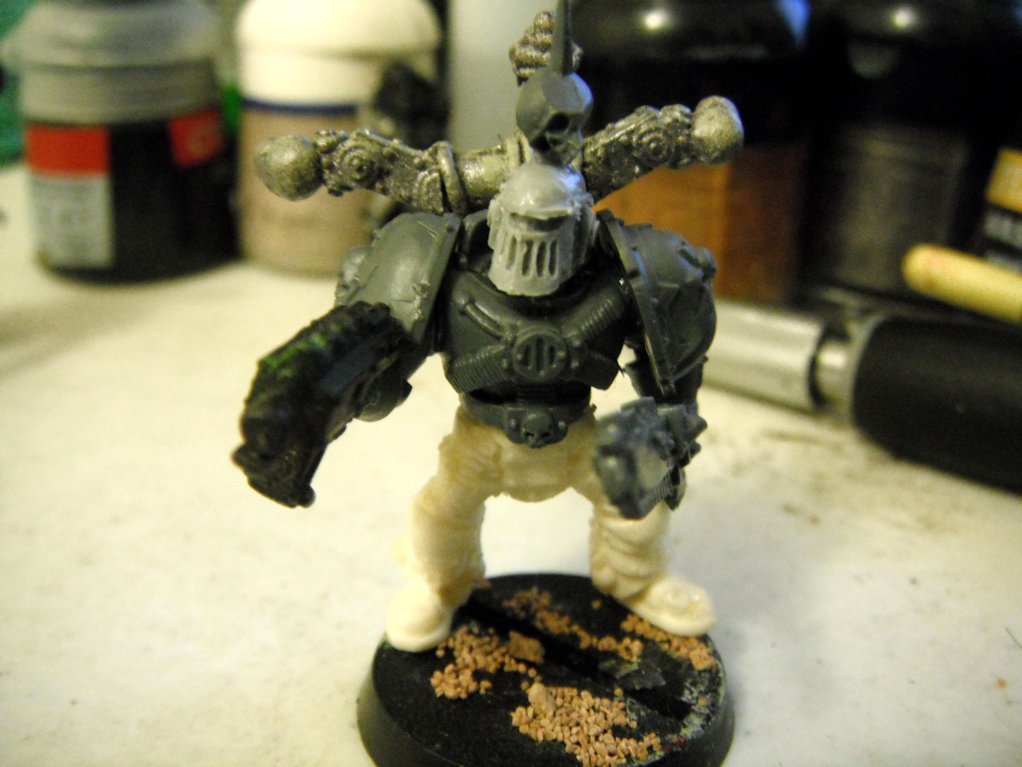 Black Legion, Chaos, Chaos Space Marines, Conversion