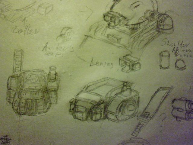 Armor Jacket, Black Mamba, Heavy Gear Blitz, Hgb, Tutorial