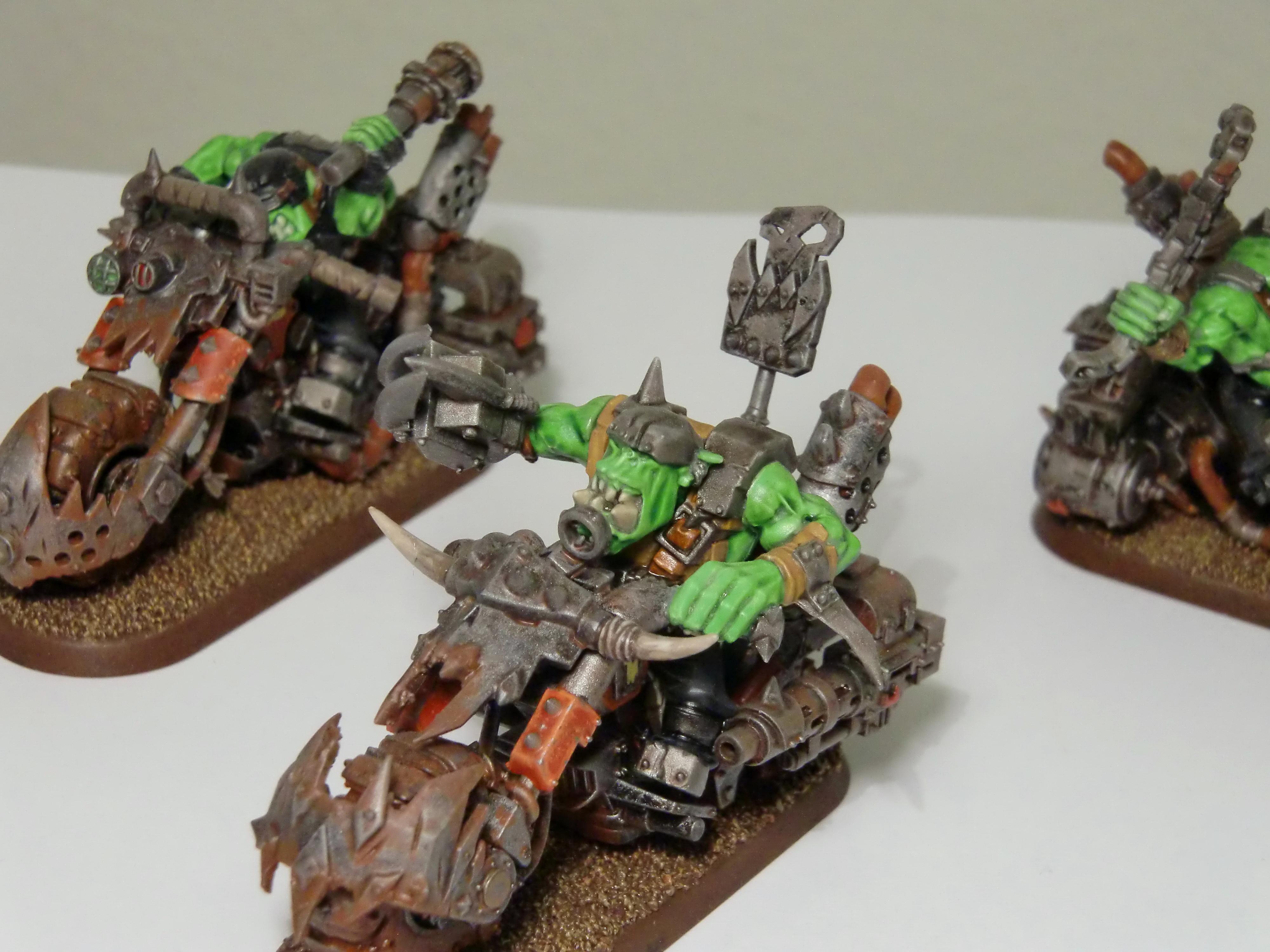 Bike, Magnet, Okrs, Space Orks
