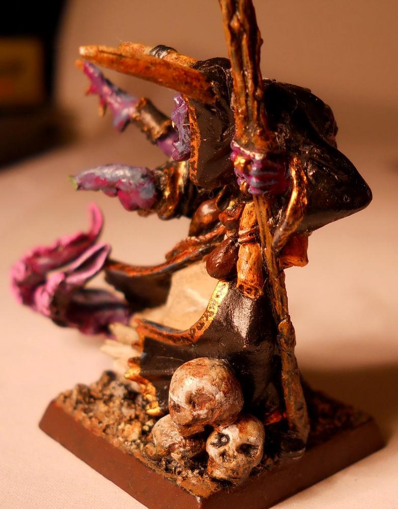 Chaos, Jgroeling, Sorcerer, Tentacles