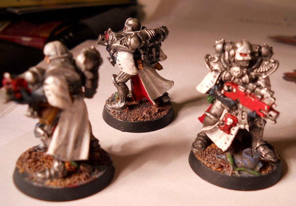 Inquisition, Jgroeling, Sisters Of Battle, Witch Hunters