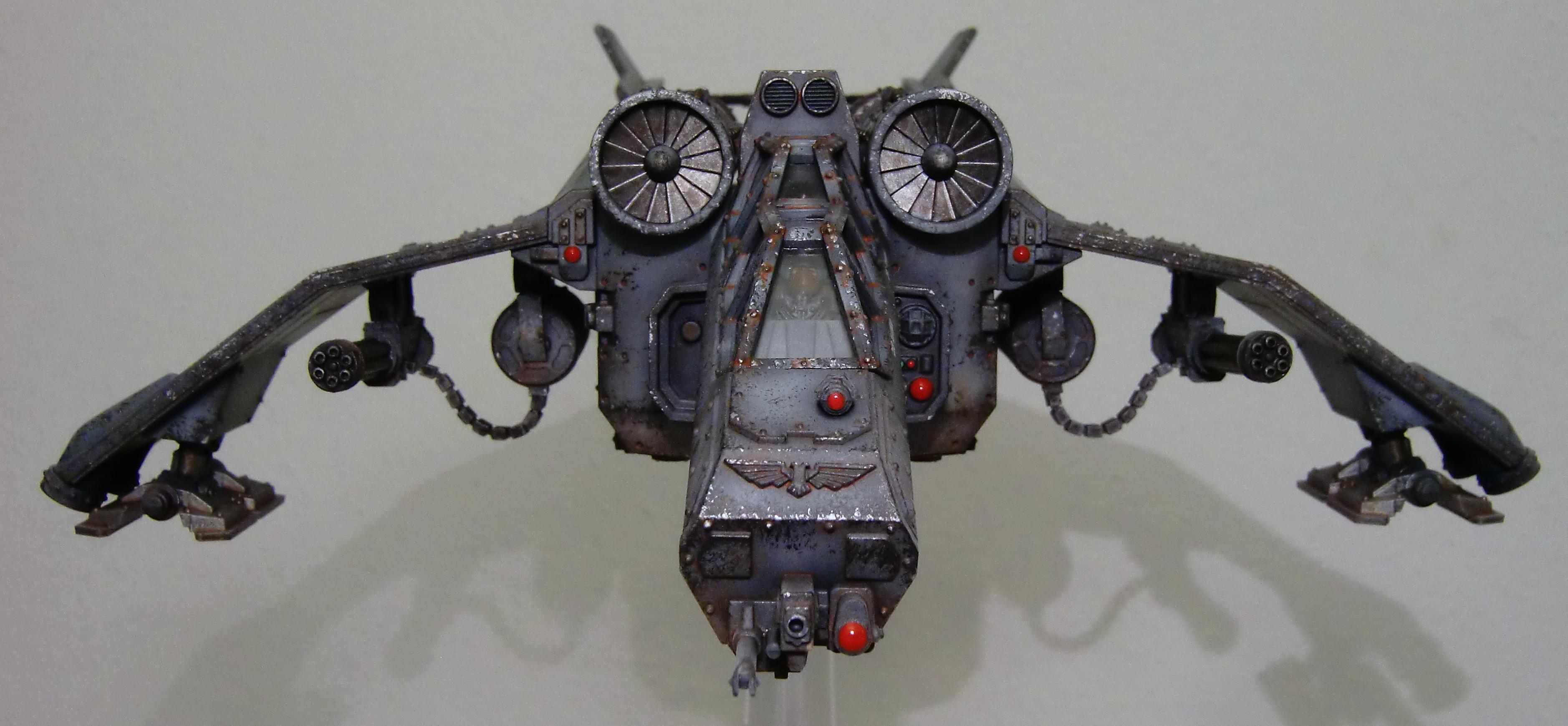 Astra Militum, Flyer, Imperial Guard, Valkyrie, Warhammer 40,000, Warhammer Fantasy