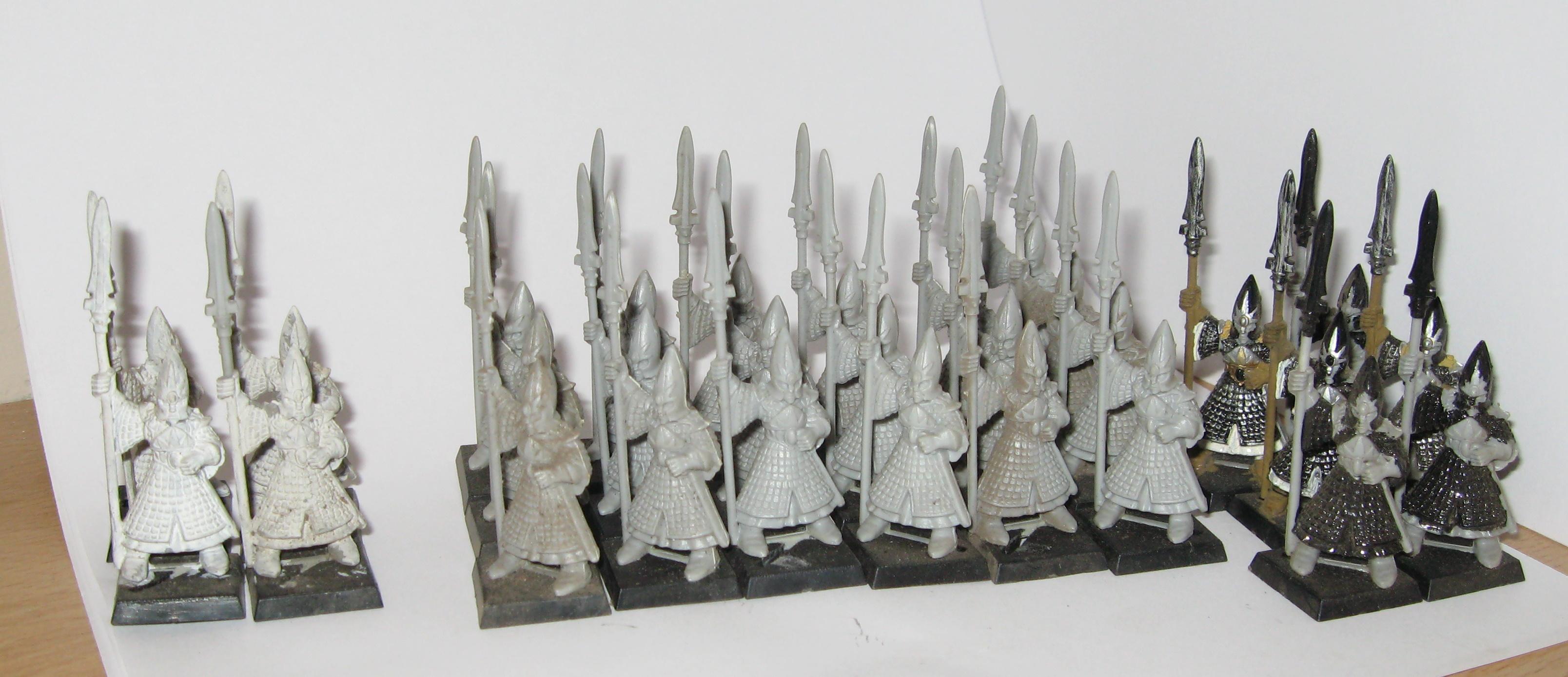 High Elves, Spearmen