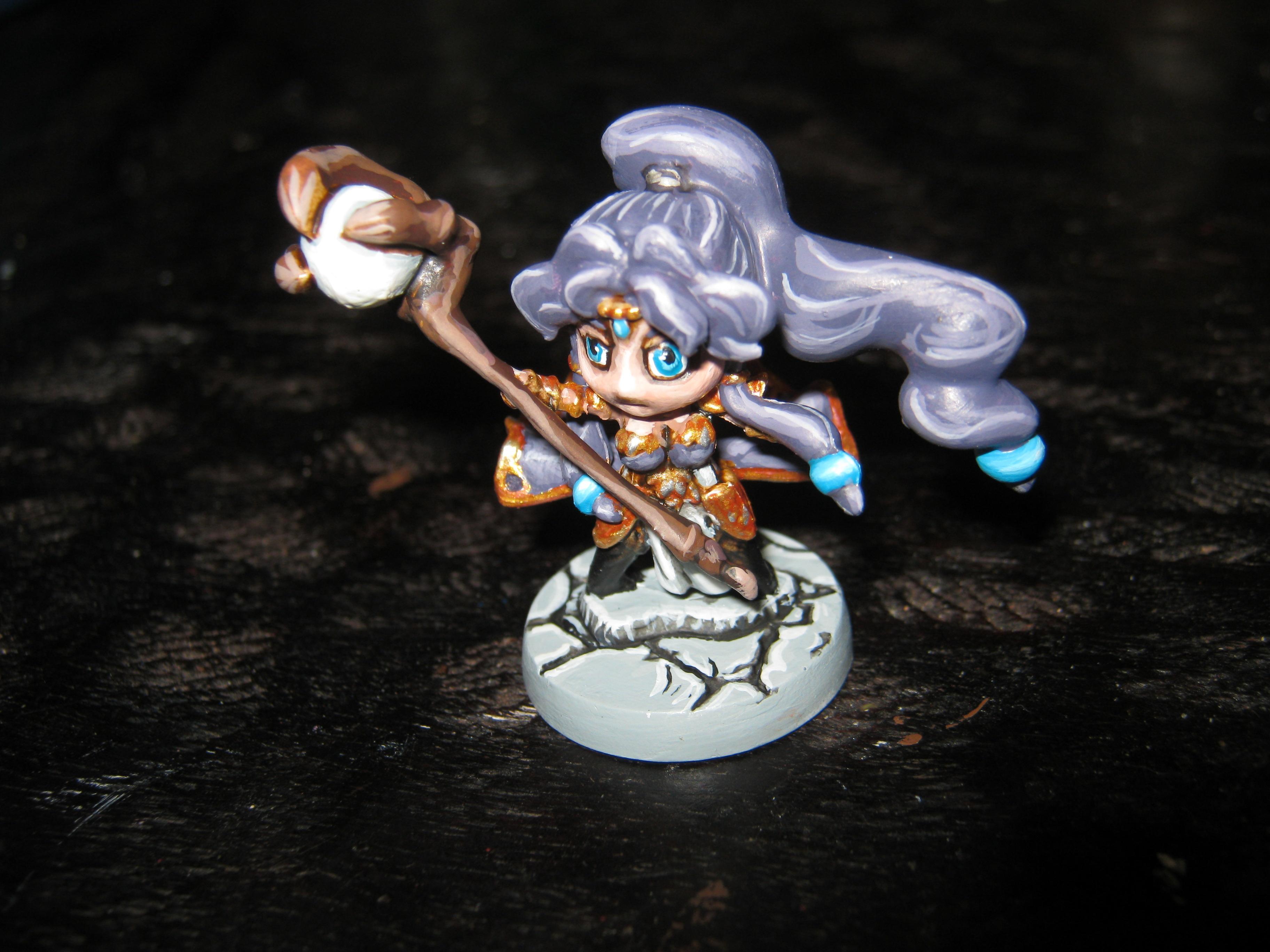 Hexcast Sorceress, Sde, Super Dungeon Explore