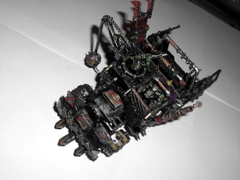 Orks, Trukk, Vehicle