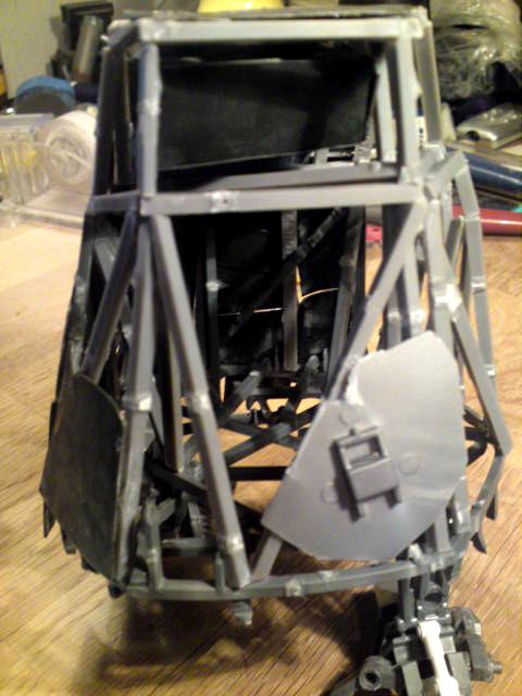 Stompa underway 4