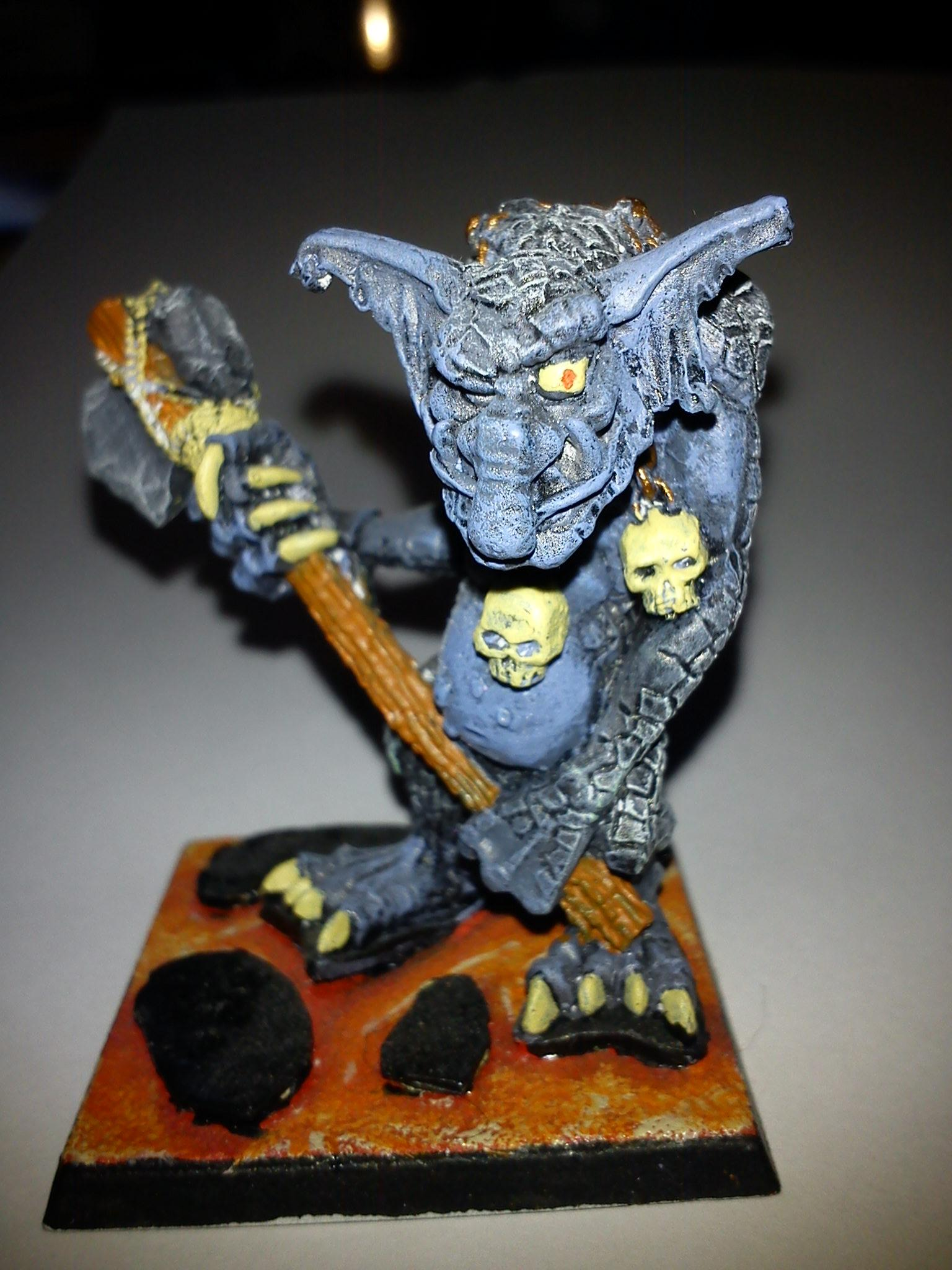 Lava, Monsters, Stone Troll, Warhammer Fantasy