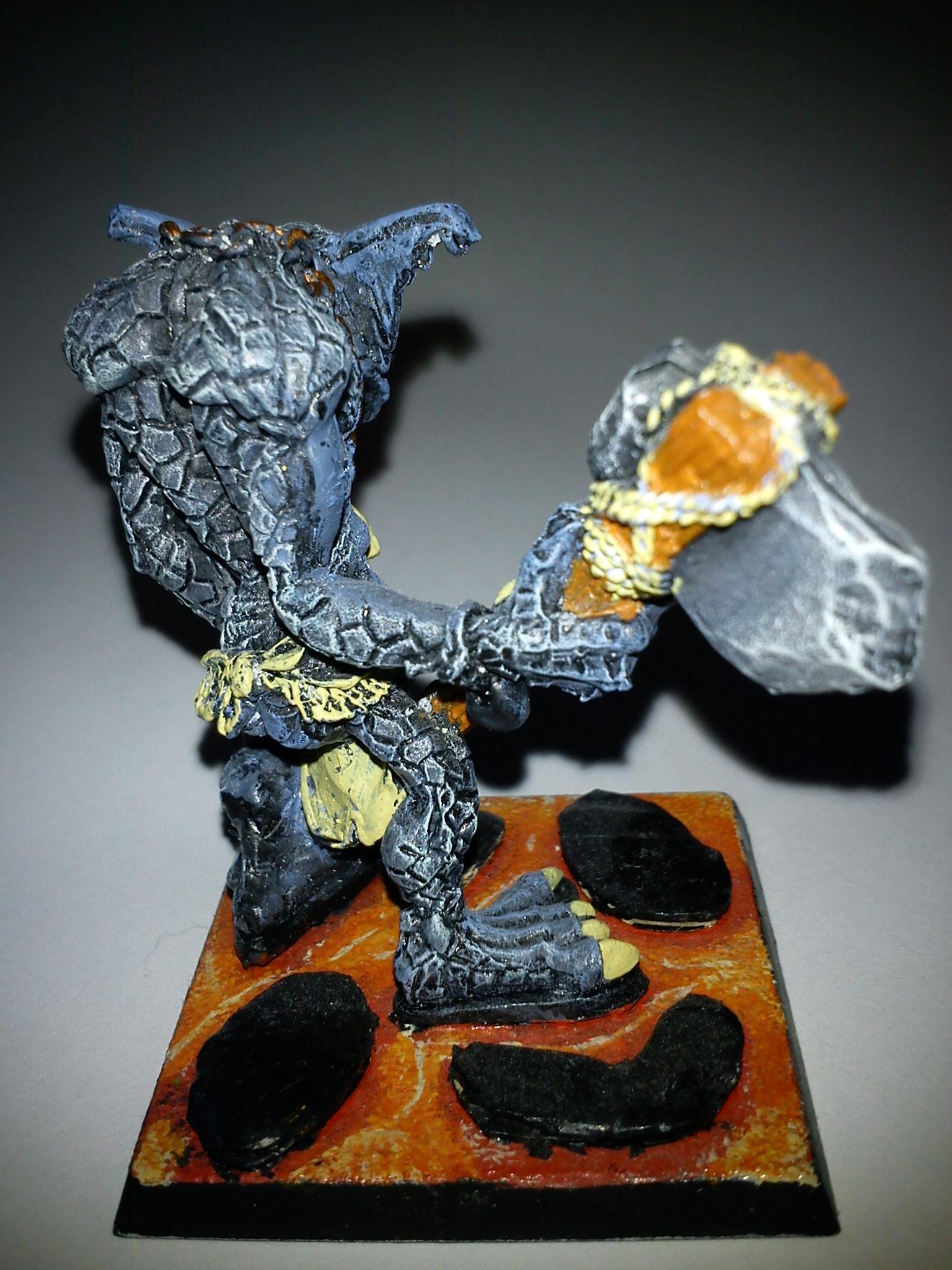Lava, Monsters, Stone Troll, Warhammer Fantasy