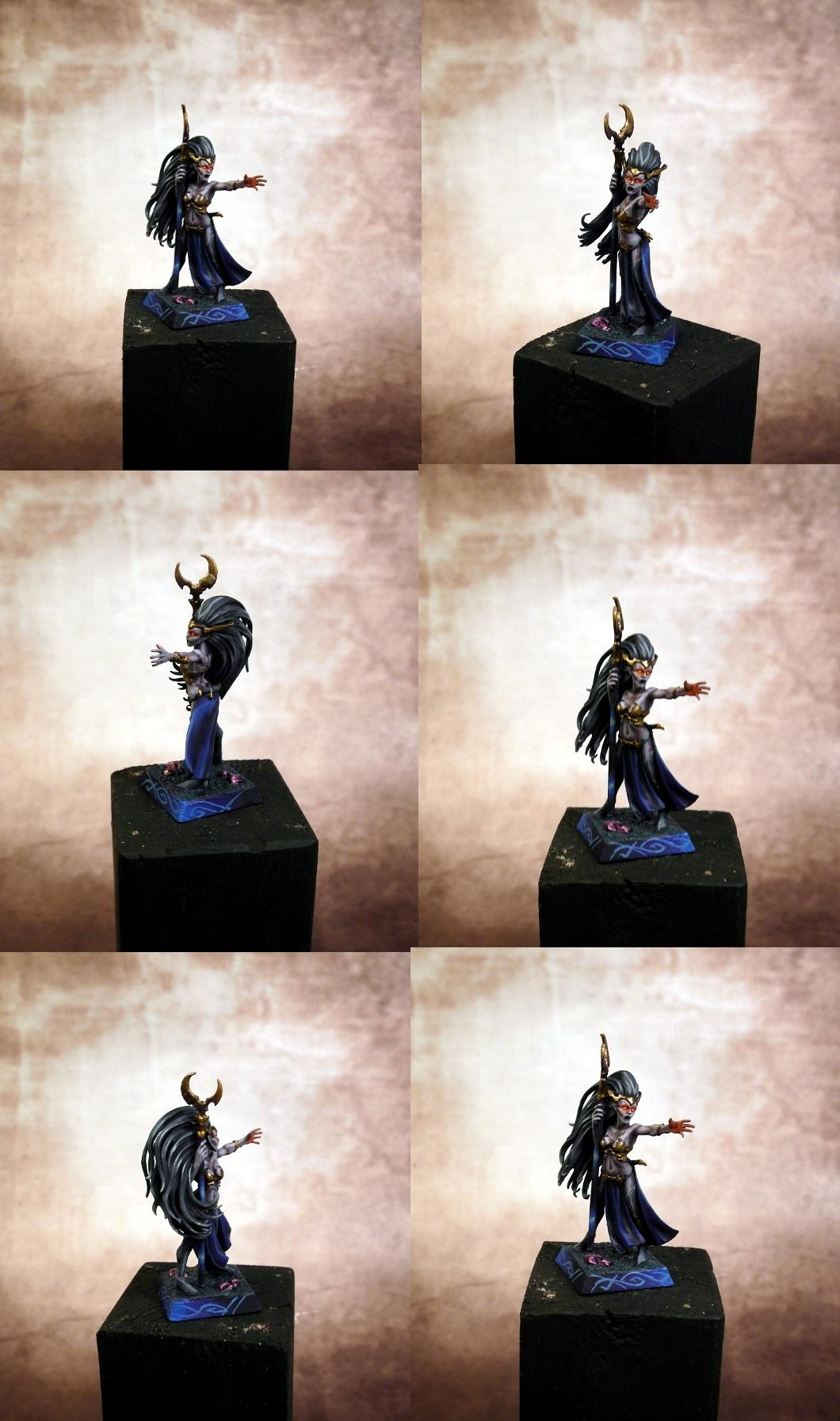 Aosol, Dark Elves, Warhammer Fantasy