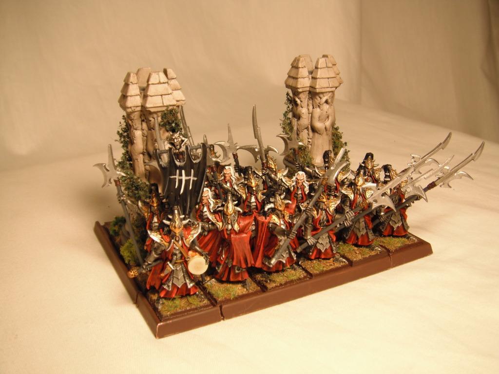 Blackguard, Dark Elves, Warhammer Fantasy