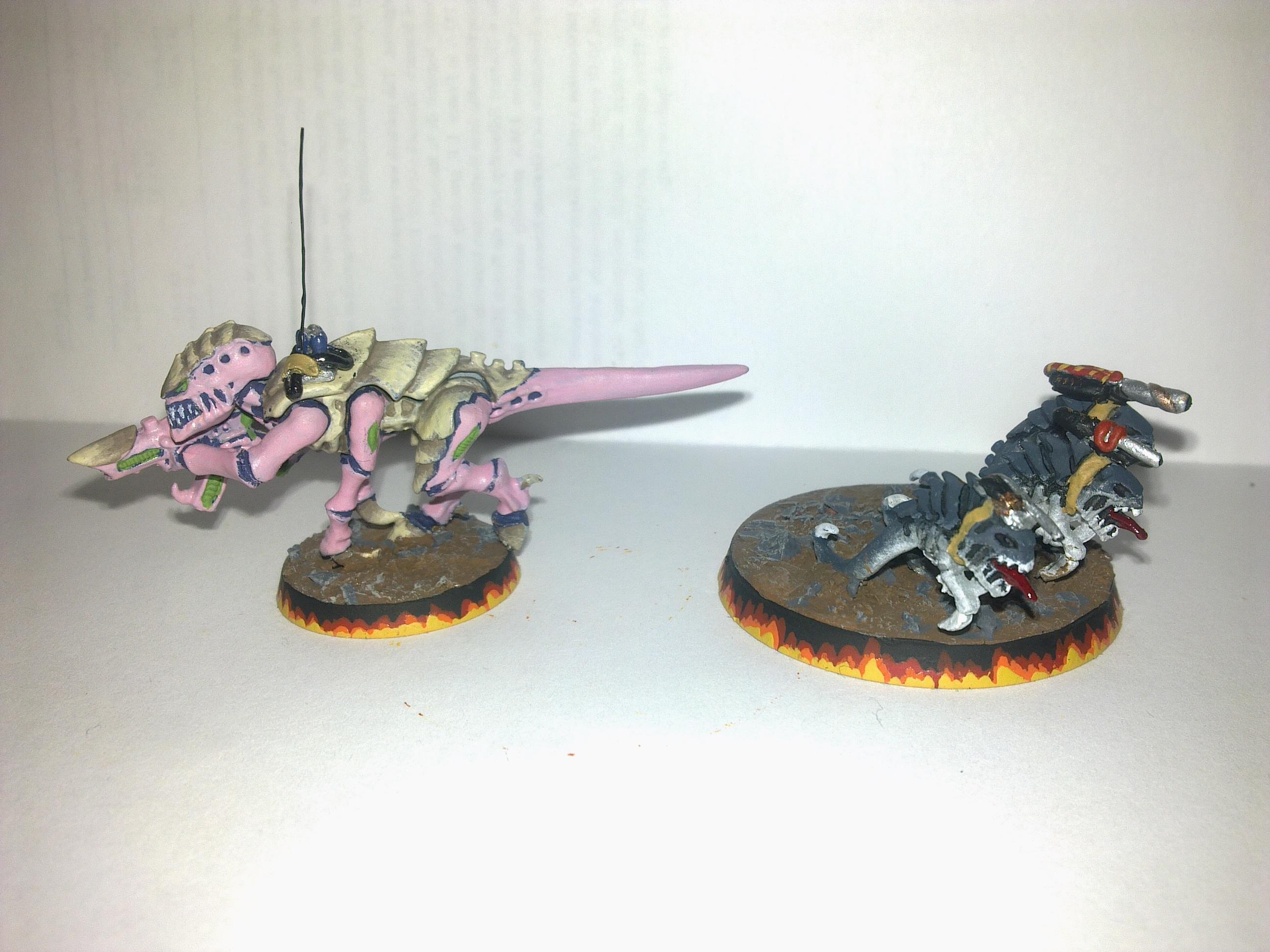 Lasers, Ripper Swarm, Termagants, Tyranids, Warhammer 40,000