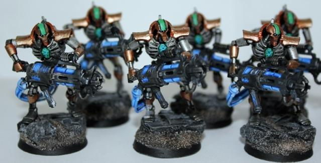 Boc, Immortal, Necrons, Oruscar, Tesla, Troops