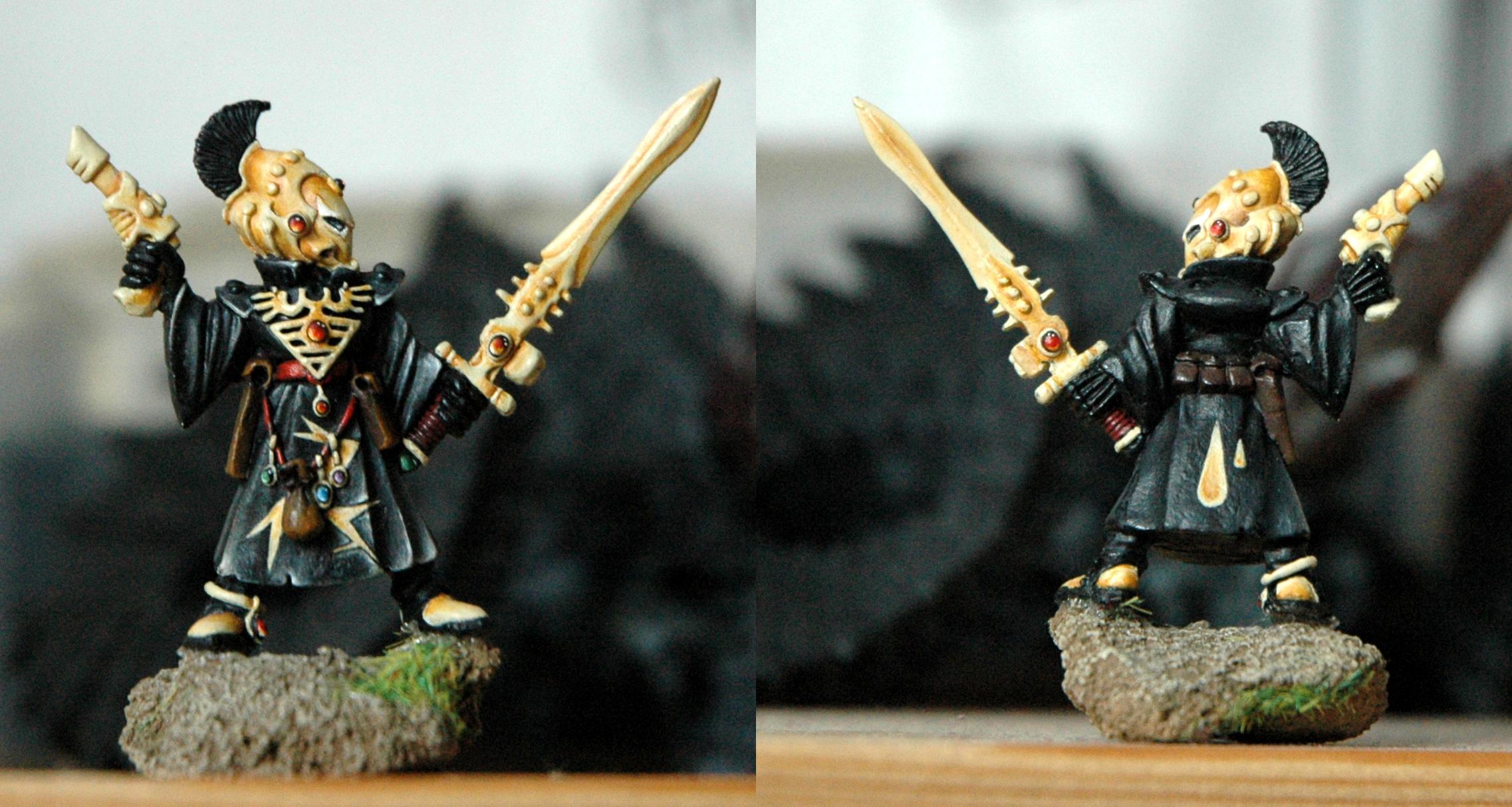 Eldar, Eldar Warlock, Eldar Warlock 1990, Ulthwe, Warlock