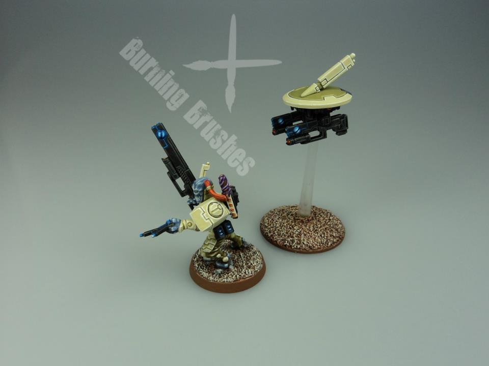Farsight, Fire Warriors, Tau