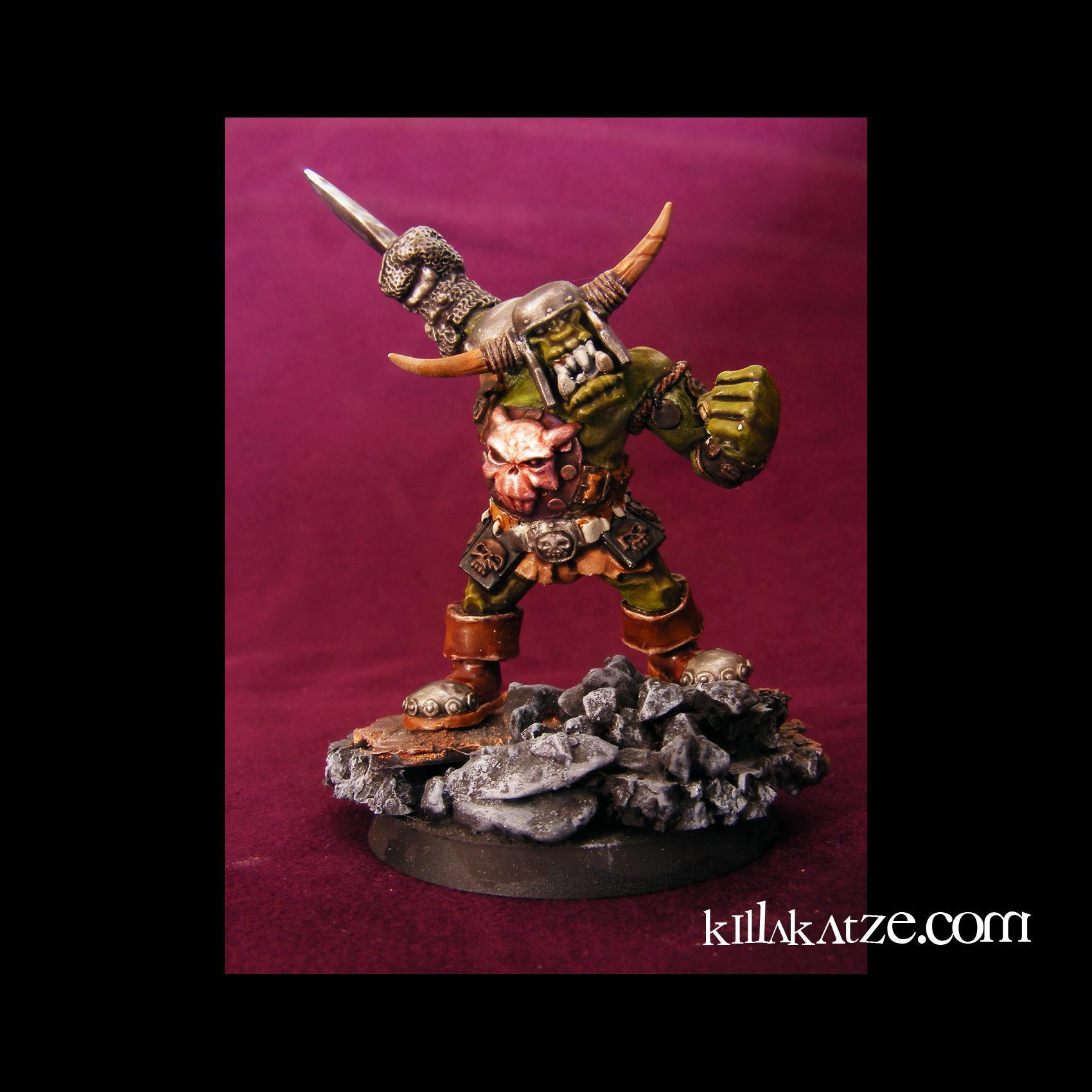 Base, Orks, Rock Bases, Warhammer 40,000