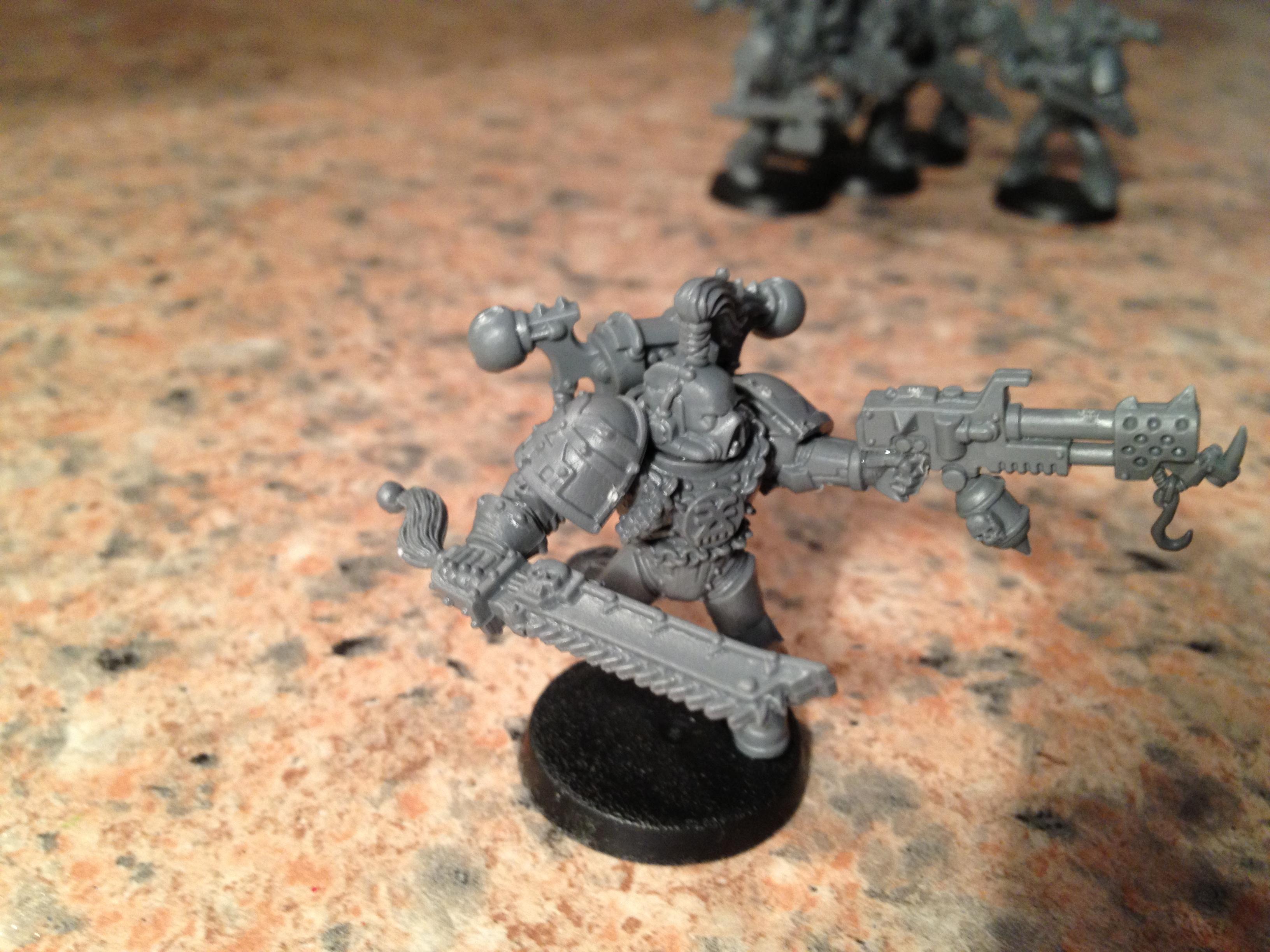 Black Legion, Chaos Space Marines