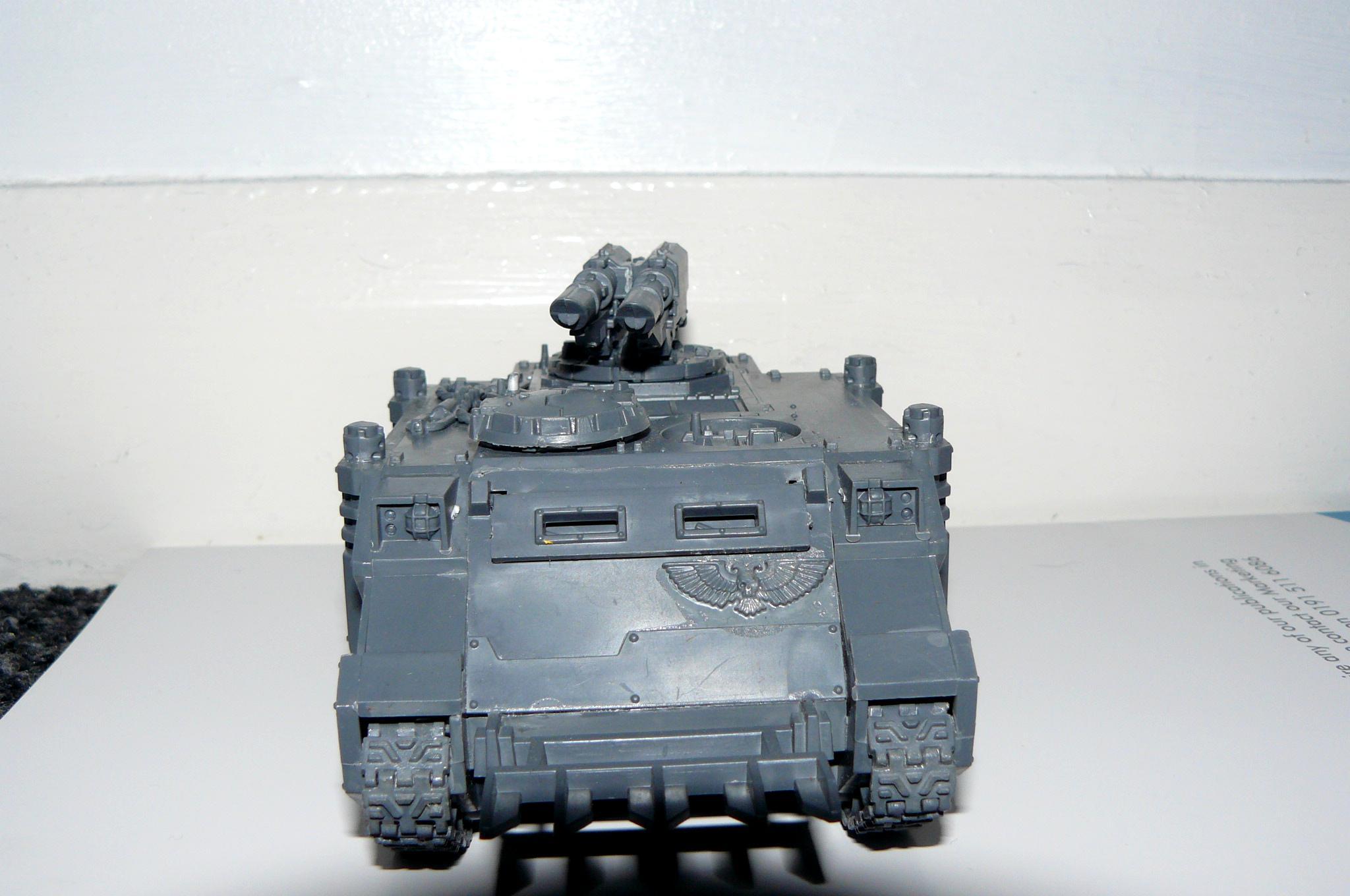 Razorback 1 Front
