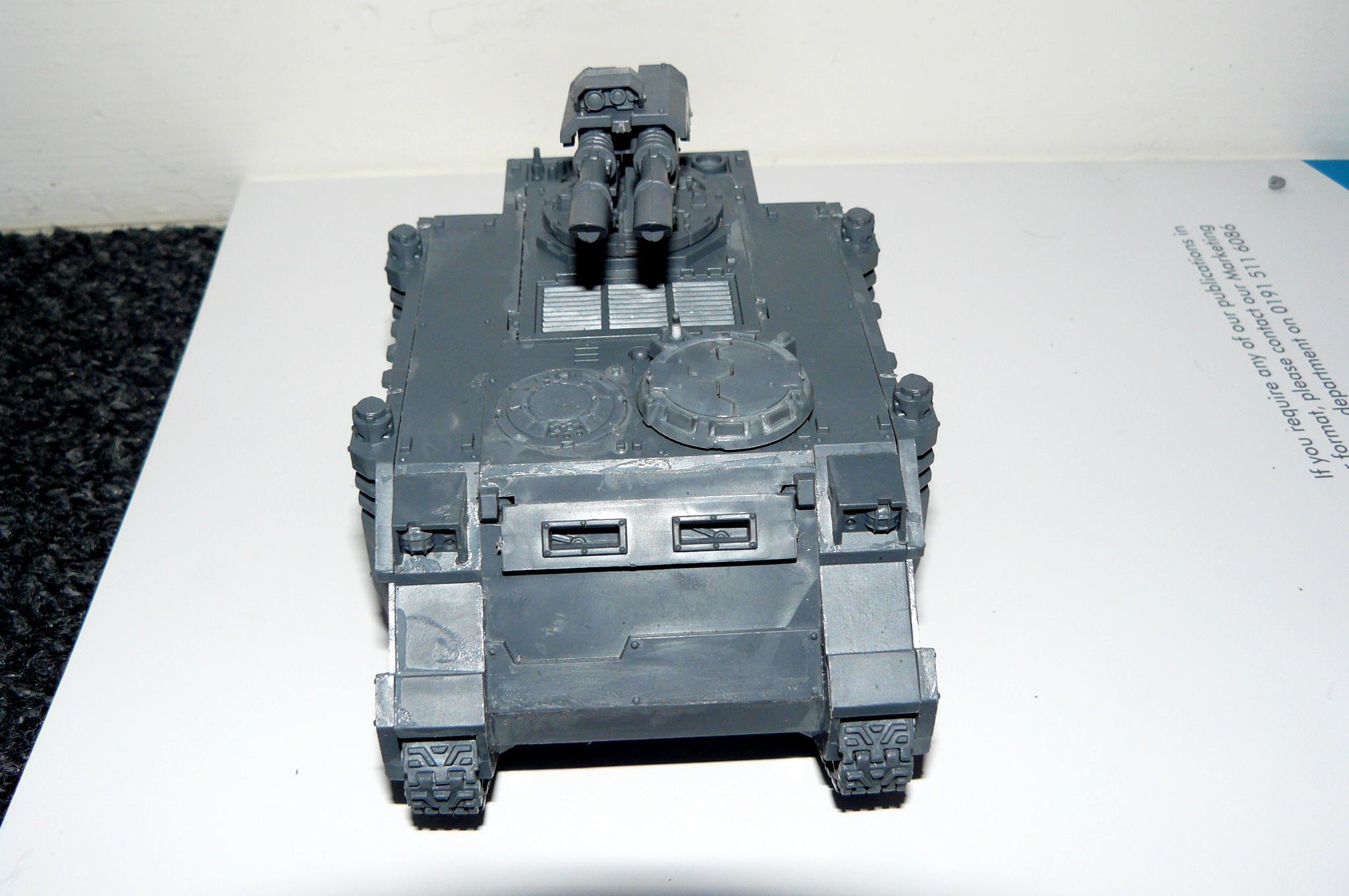 Razorback 2 Front