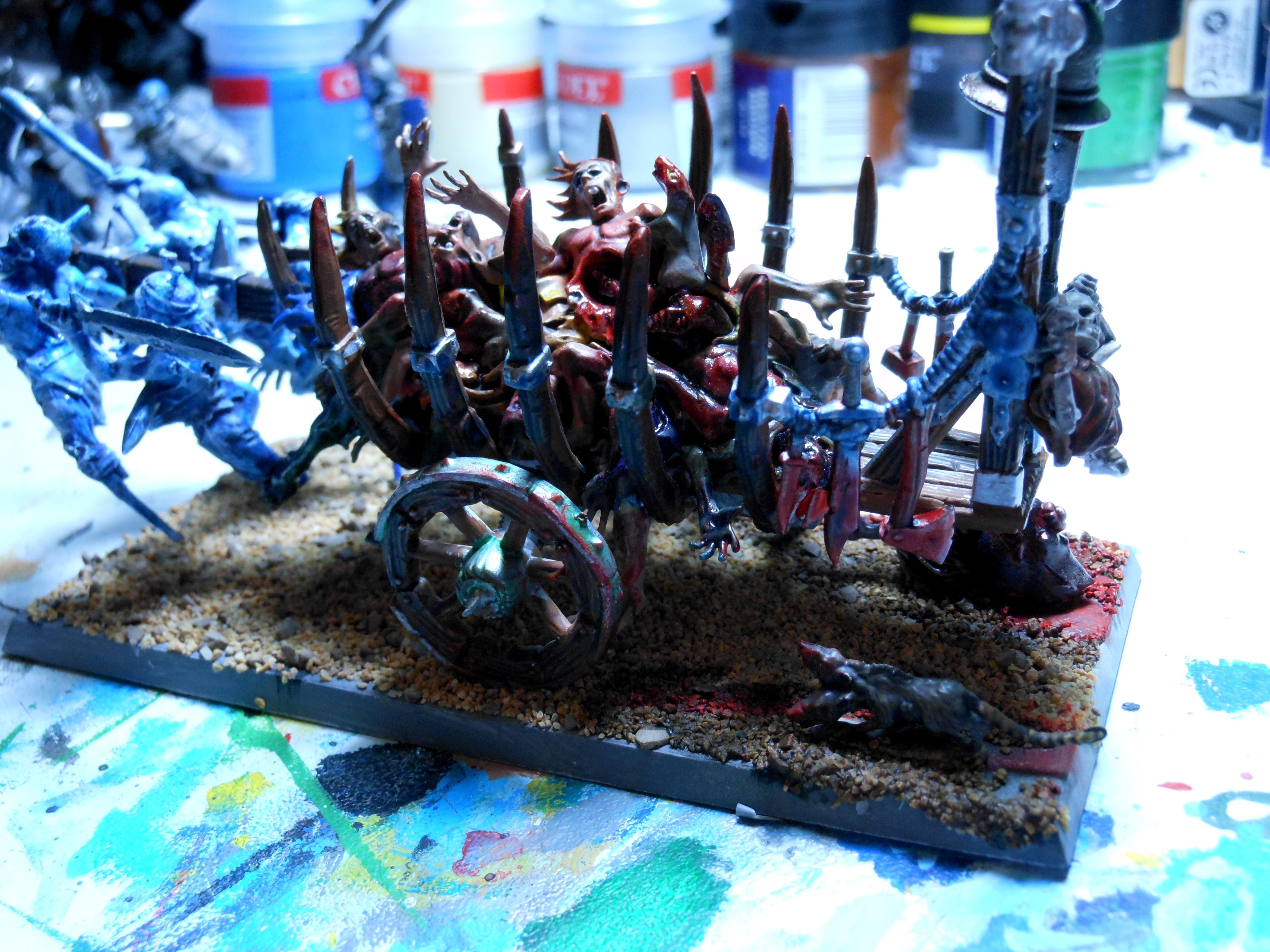 Awsome, Cart, Corpse, Ghost, Zombie