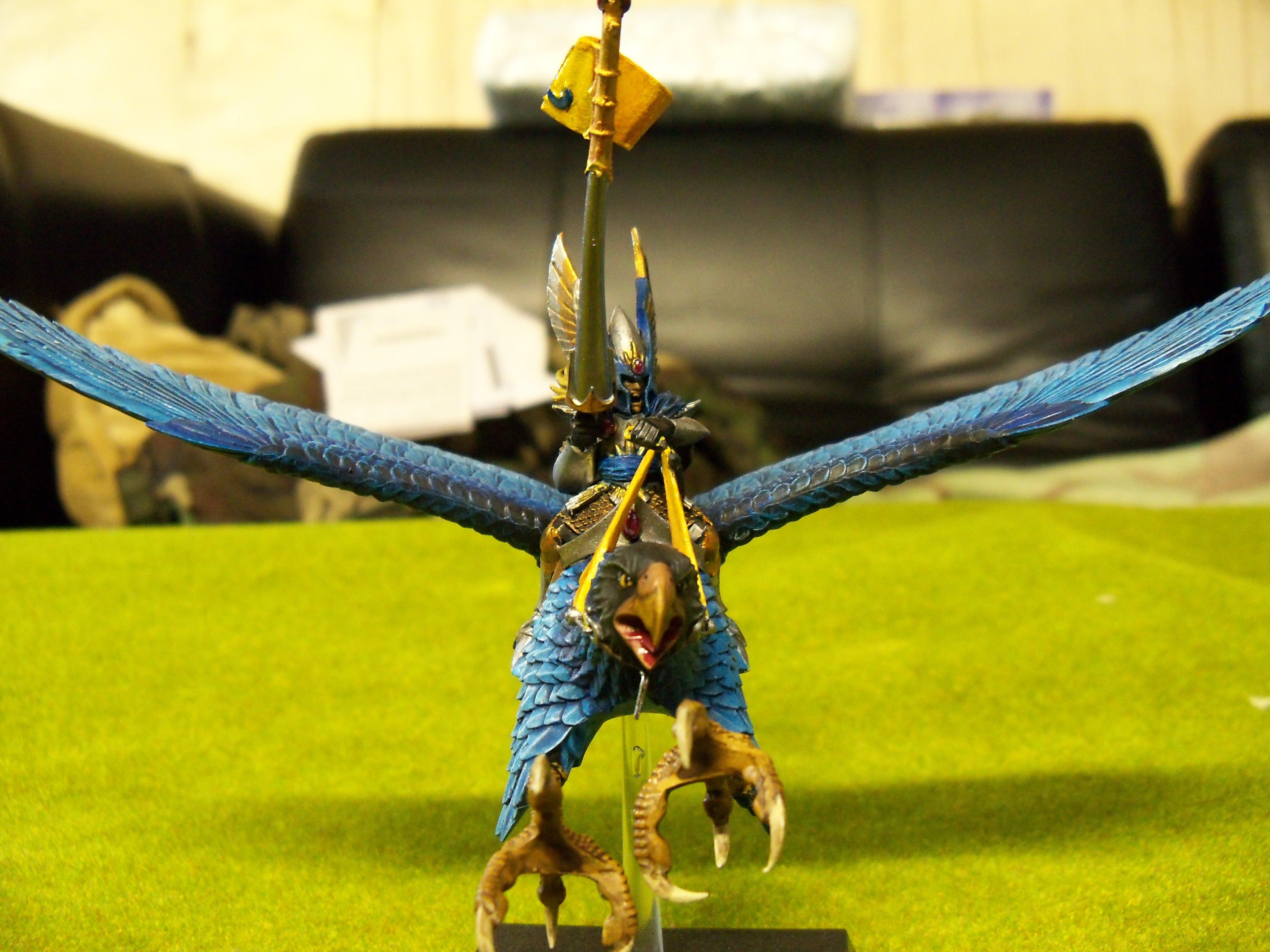 Griffin, High Elves, Warhammer Fantasy