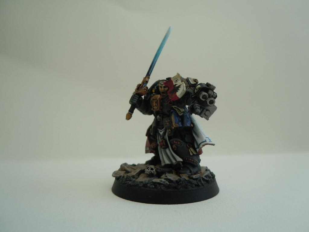 Grey Knights, Stern, Brother Captain Stern