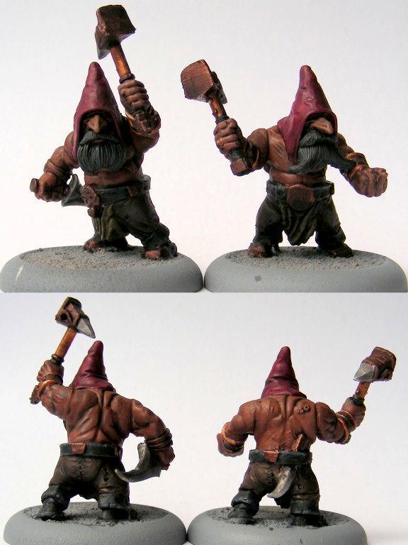 Avatars Of War, Beserker, Bloodcap, Bloodcap Gnomes, Conversion, Custom, Dwarves, Gnomes, Maxxev, Modheim, Mordheim, Redcap, Seeker, Slayer
