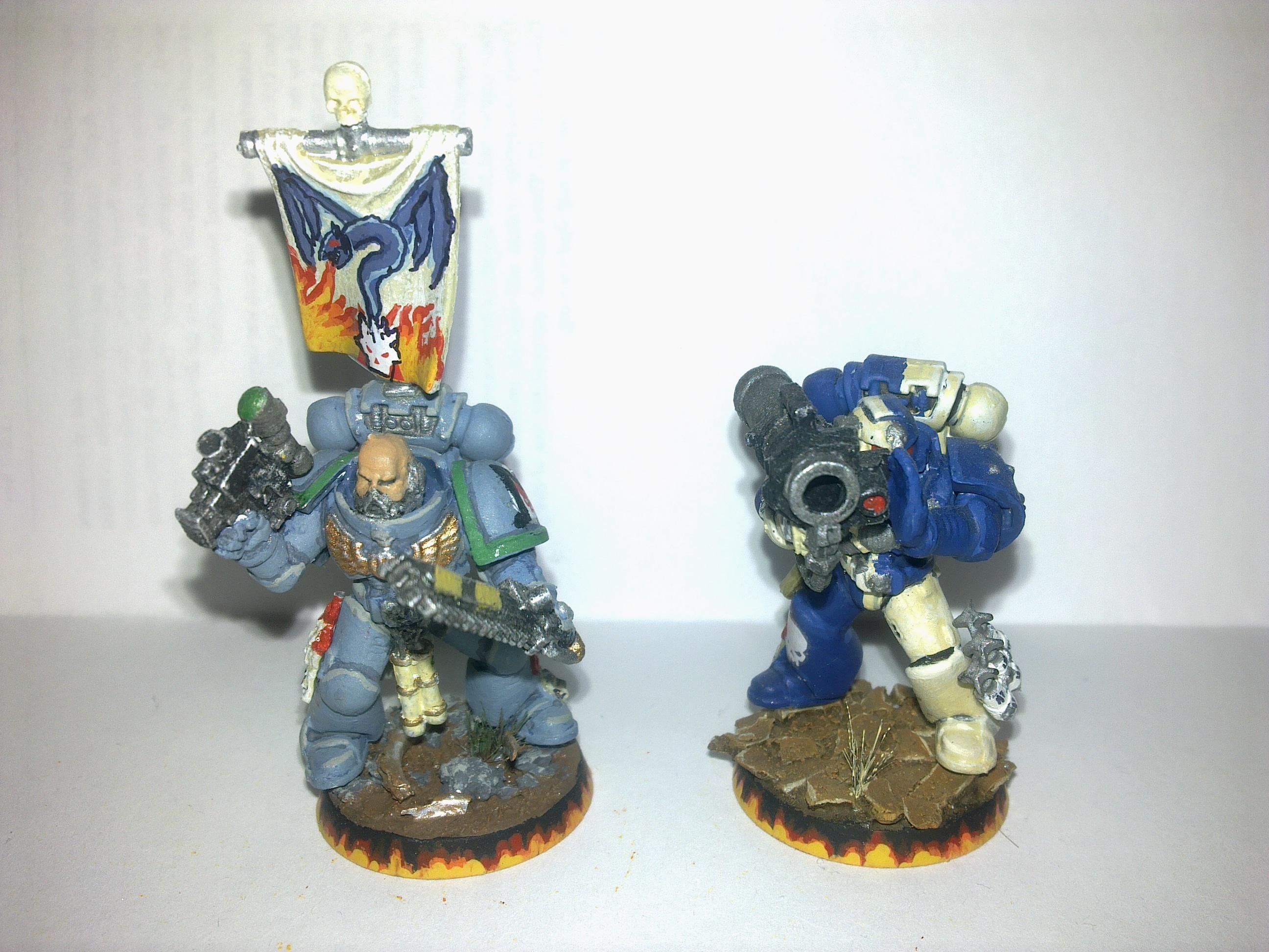 Brotherhood Of A Thousand, Novamarine, Spacemarine, Warhammer 40,000