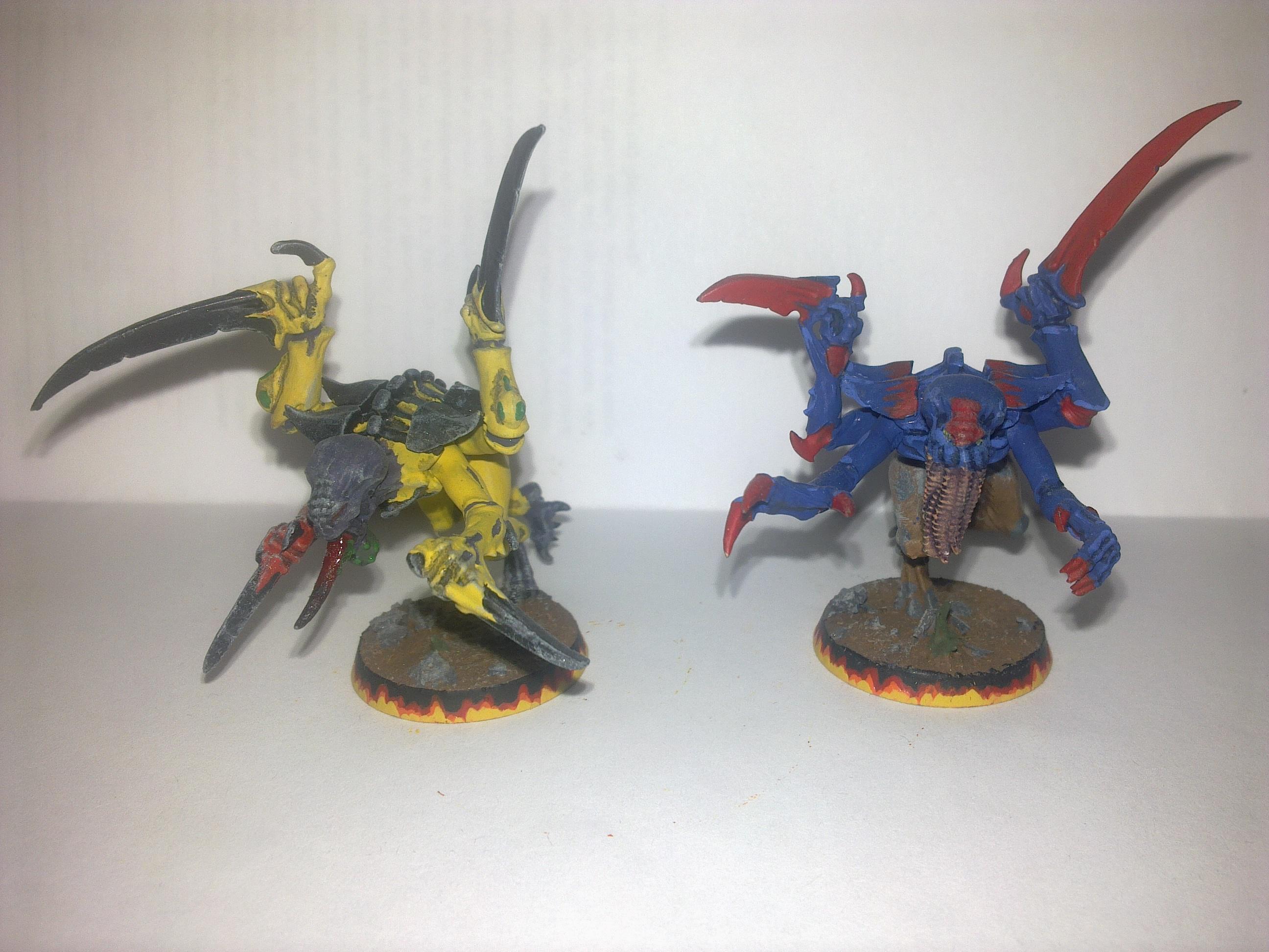 Genestealer, Tyranids, Warhammer 40,000, Ymgarl Genestealers