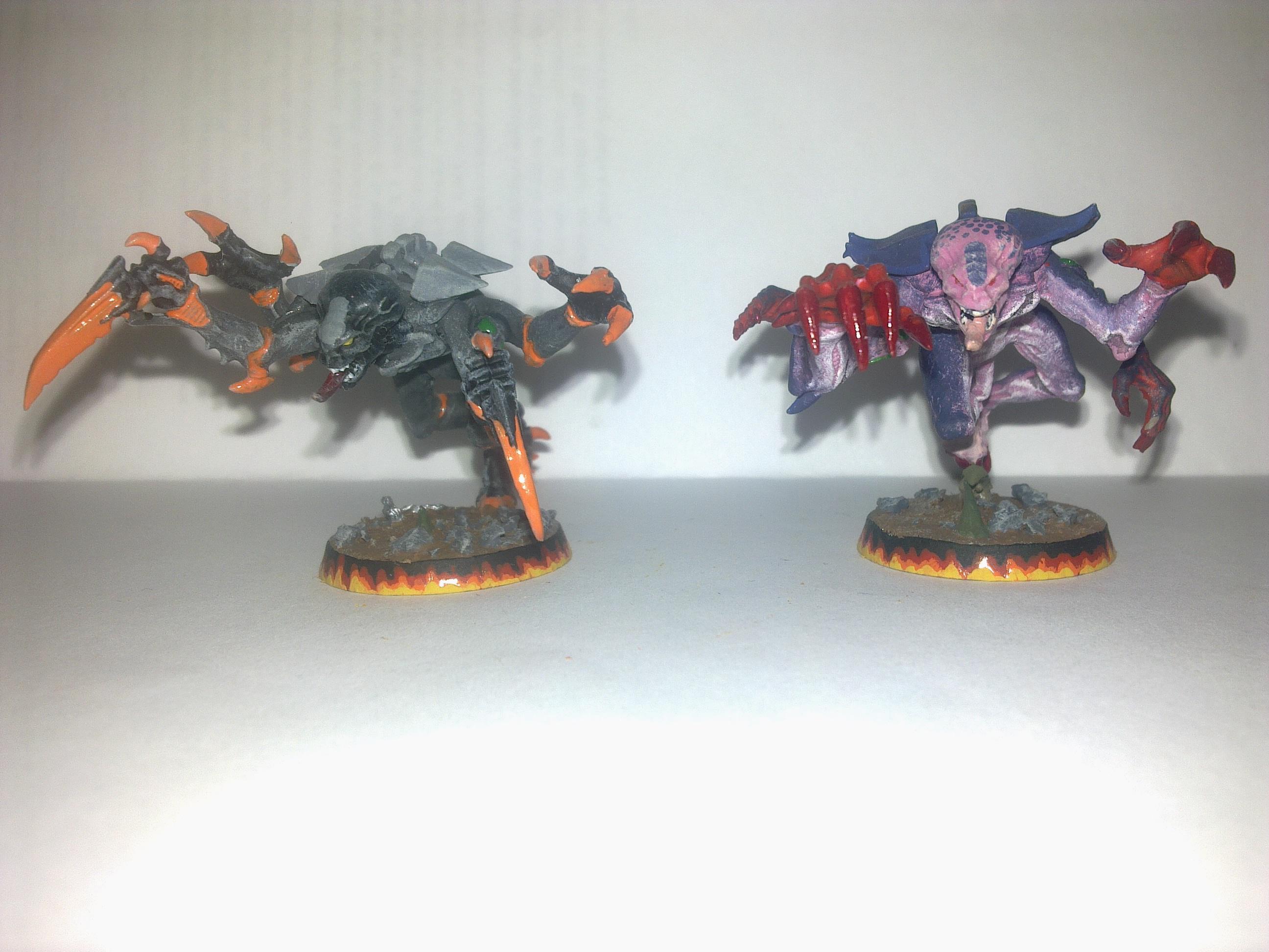 Genestealer, Tyranids, Warhammer 40,000