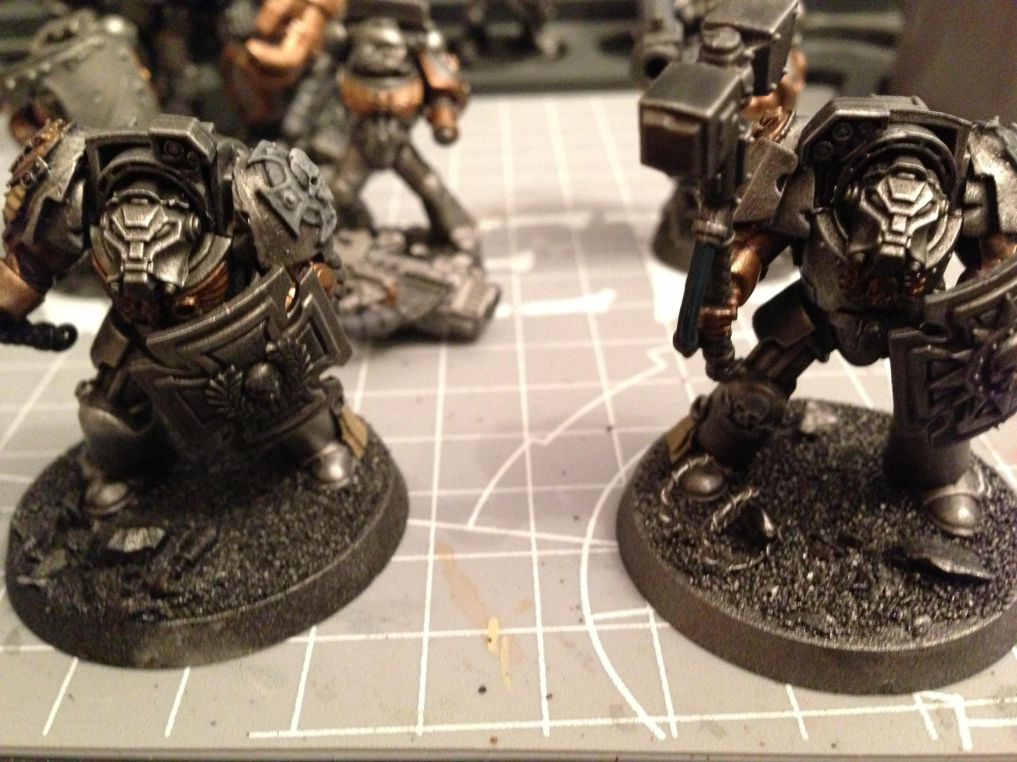 Iron Fists, Space Marines, Warhammer 40,000