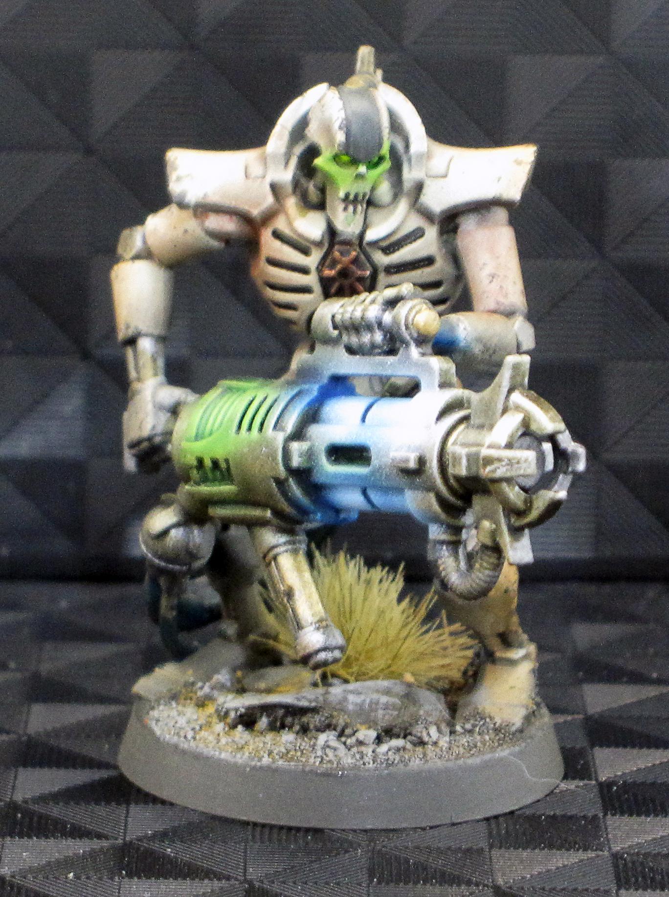 Necrons, Necron Immortal, Complete