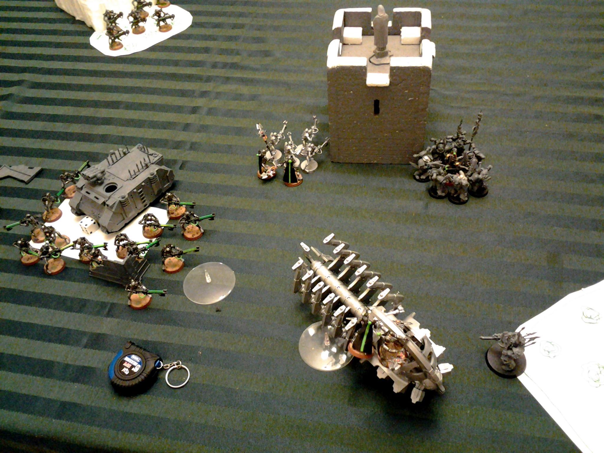 Battle Report, T5 CSM near