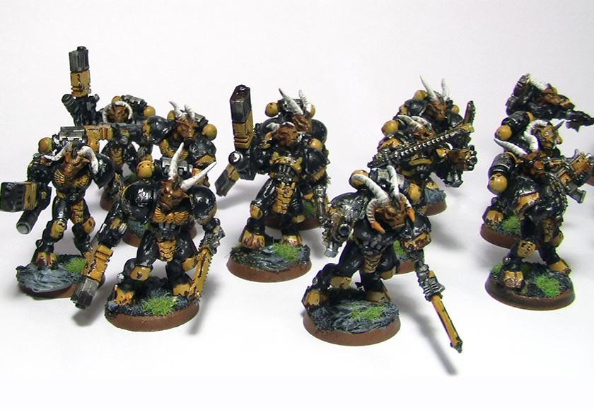 Beastmen, Gors, Grey, Hunters, Space, Space Marines, Warhammer 40,000, Wolves