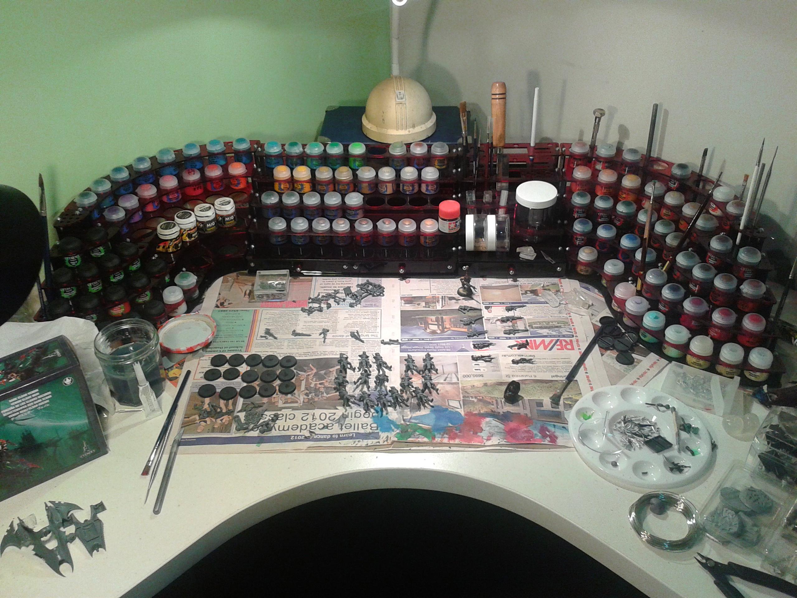 Hobby Area
