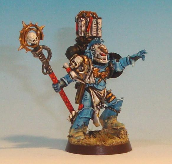 Librarian, Space Marines, Space Sharks, Space Sharks Librarian