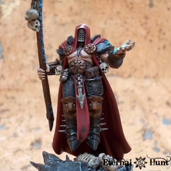 Chaos, Conversion, Lntd, Lost And The Damned, Marauders, Paintjob, Primaris Psyker, Renegades, Sorcerer, Traitor Guard, Traitor Ig, Warhammer 40,000