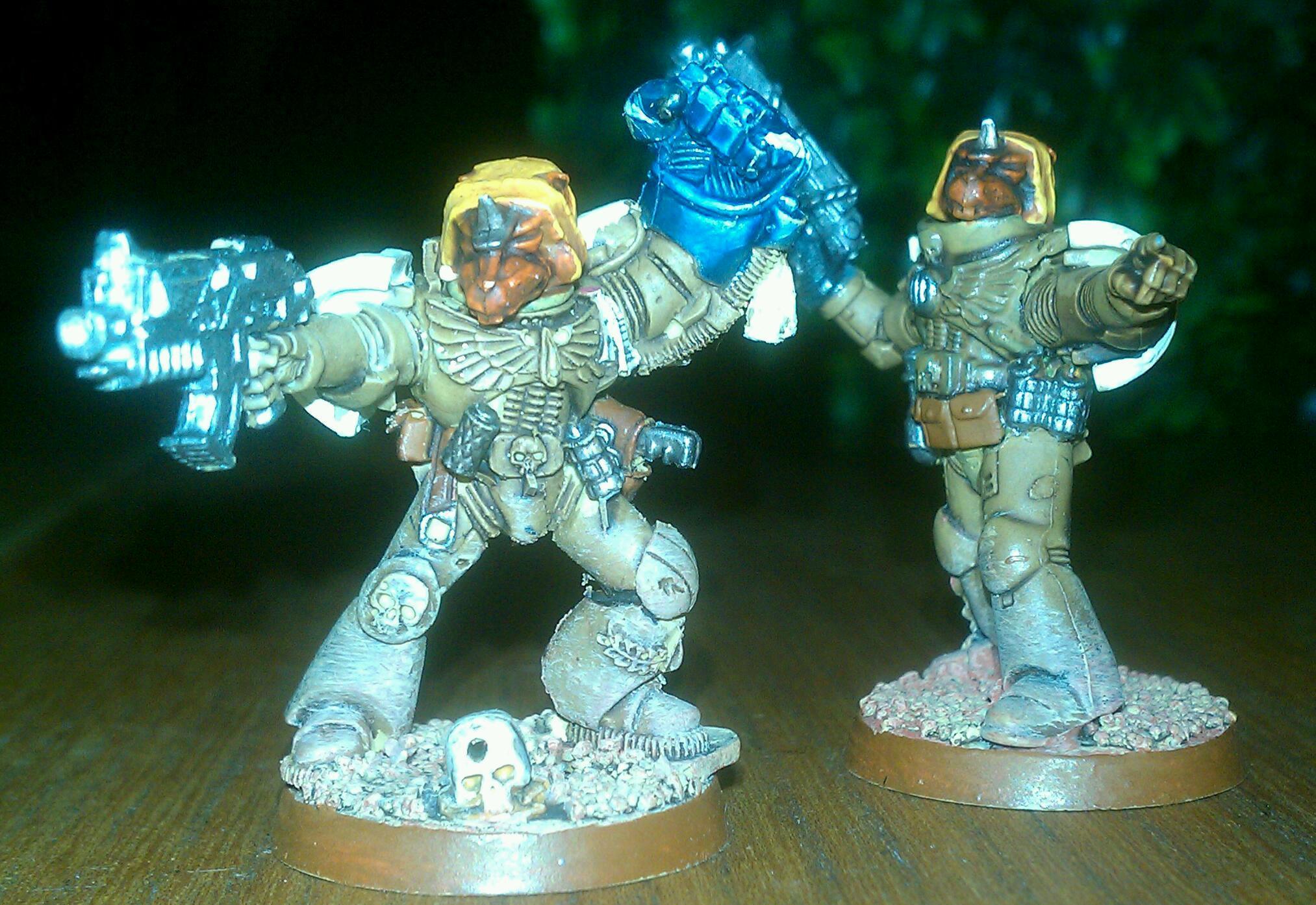 Conversion, Desert, Games Day, Progress, Skaven, Space Marines, Warhammer 40,000, Warhammer Fantasy