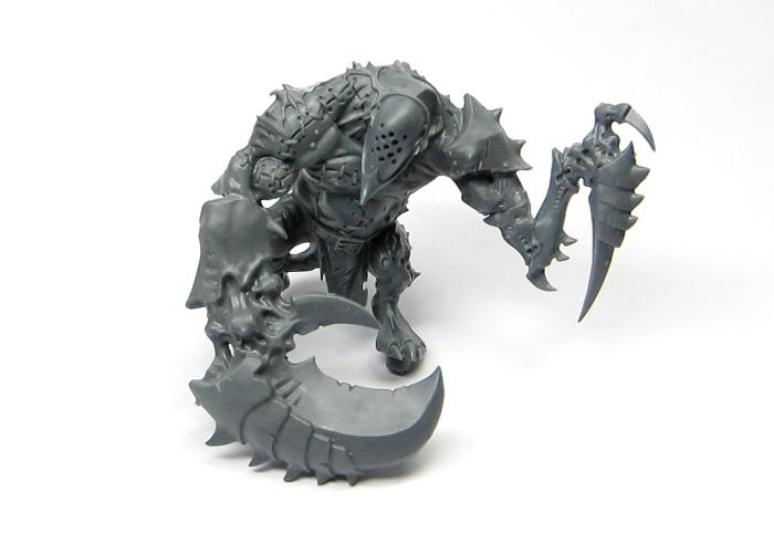Conversion, Dark Eldar, Grotesque