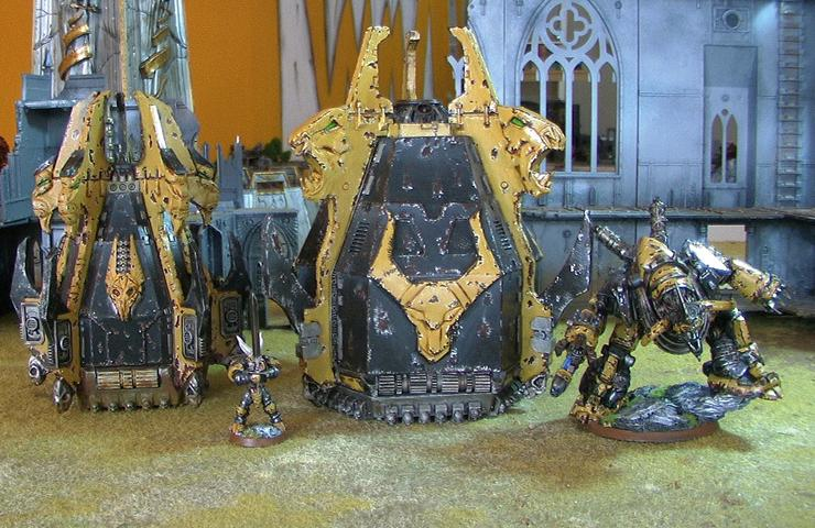 Beastmen, Bull, Doom, Dreadnought, Drop Pod, Space Marines, Space Wolves, Warhammer 40,000