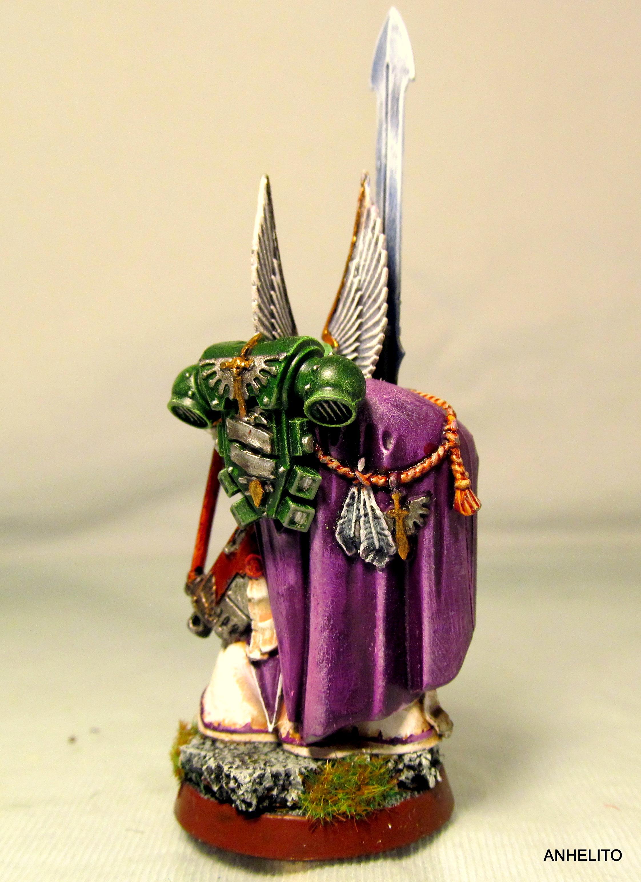 Company Chapter Master, Dark Vengeance